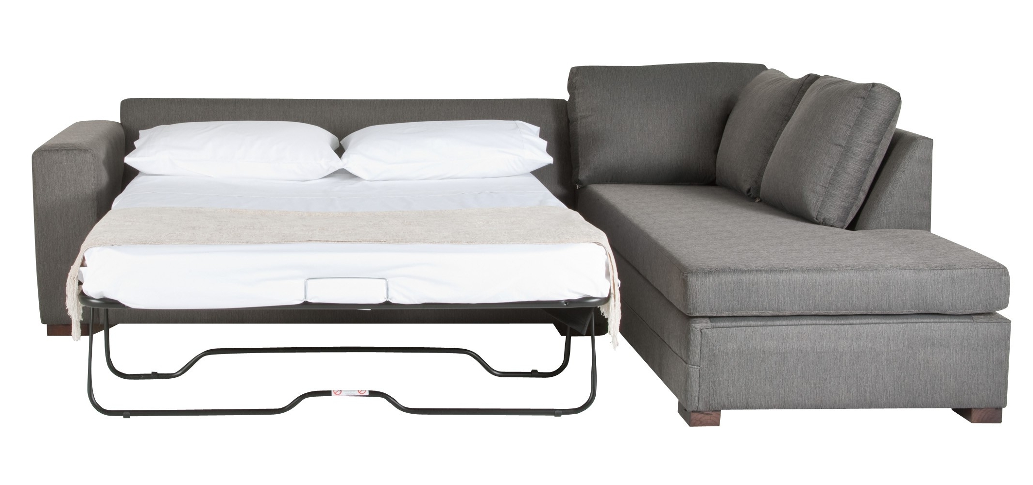 Most Up To Date Sectional Sofas That Turn Into Beds Intended For Sofa : Best Sectional Couches Sectional Sleeper Sofa Bensen (View 6 of 20)