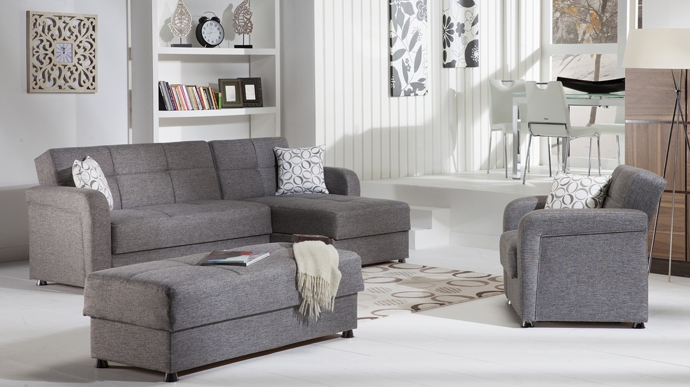 Most Up To Date Sectional Sofas Under 1500 Within Furniture : Modern White Leather Sofa Bed Sleeper Home Interior (View 9 of 20)