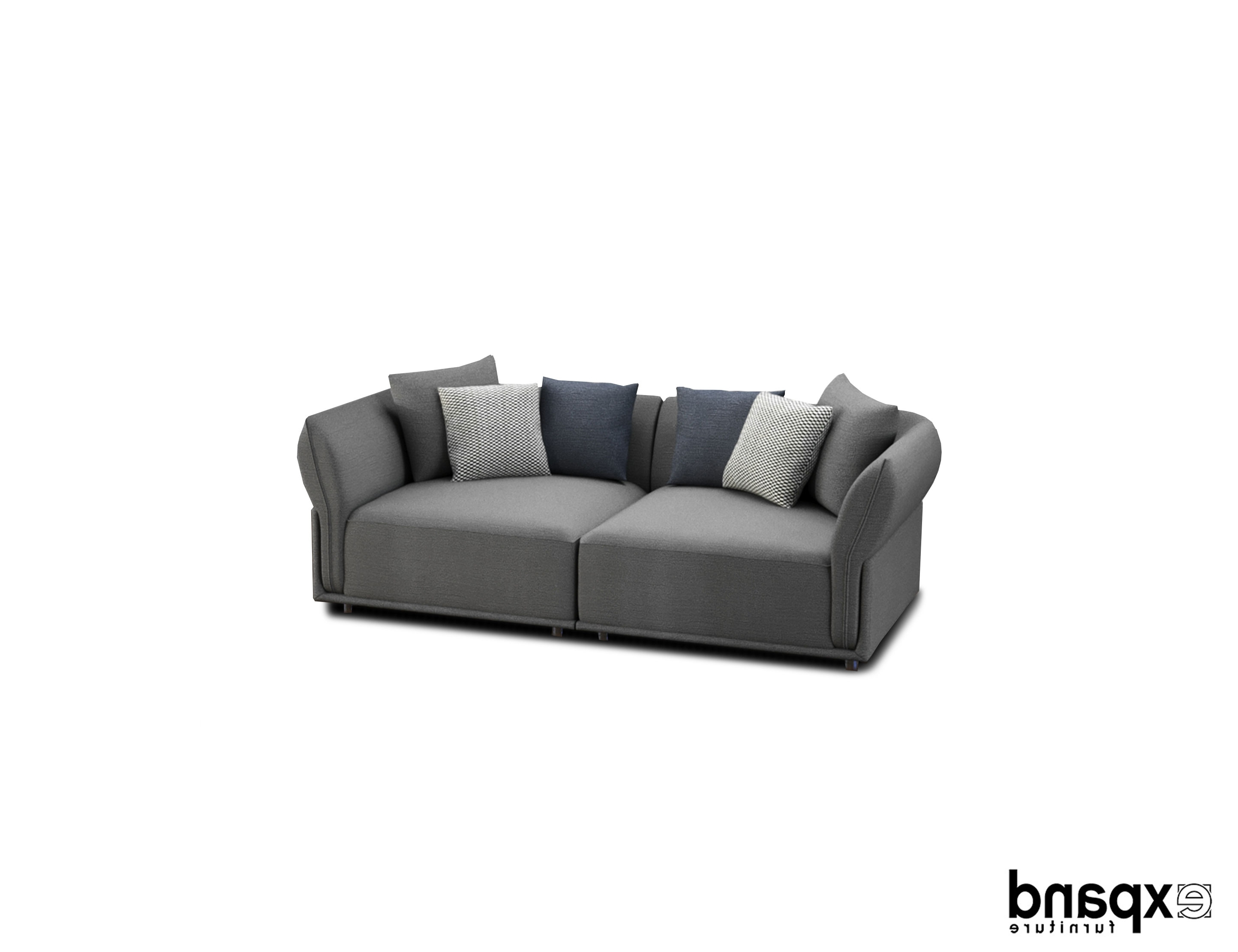 Most Up To Date Small Modular Sofas Regarding Space Saving Furniture (View 10 of 20)