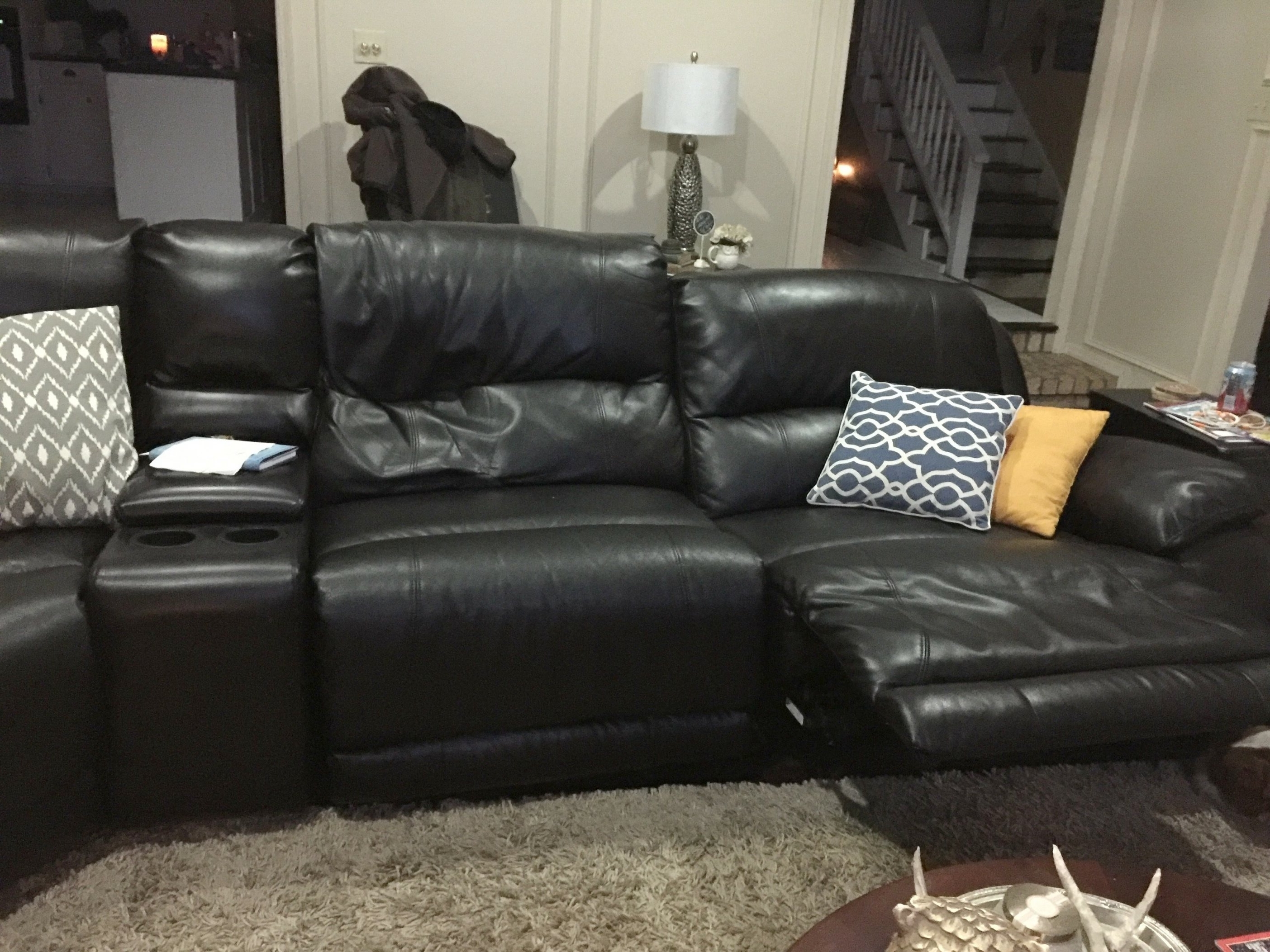 Most Up To Date Trend Craigslist Leather Sofa 31 About Remodel Living Room Sofa In Craigslist Leather Sofas (View 15 of 20)