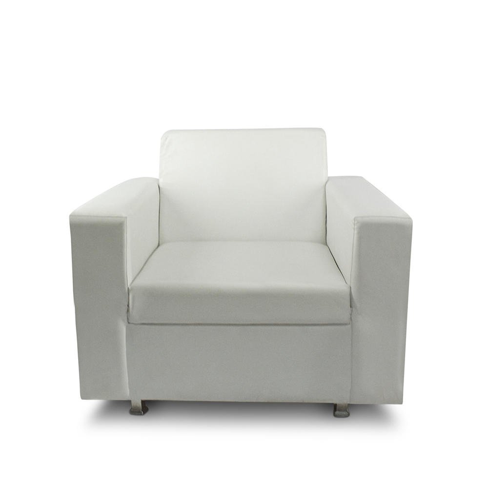 Most Up To Date White Sofa Chairs Pertaining To Sofa: Cozy White Sofa Chair White Couches, White Couch Living Room (View 2 of 20)