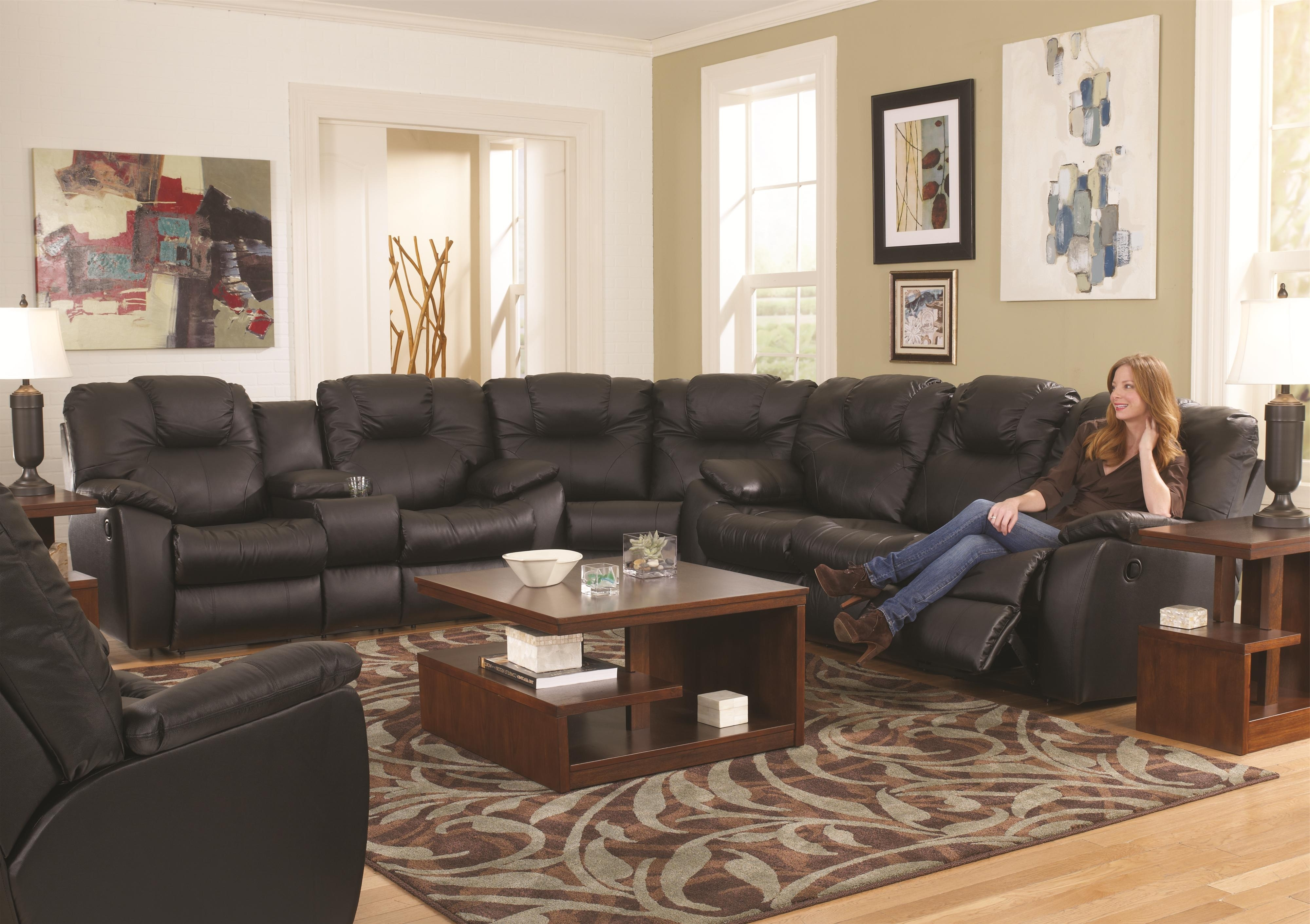 Motion Sectional Sofas With Preferred Three Piece Sectional Sofasouthern Motion (View 14 of 20)