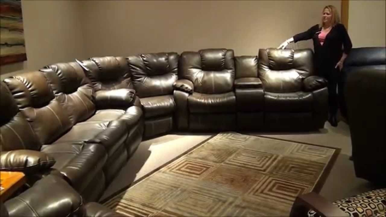 Motion Sectional Sofas With Well Known Avalon Reclining Sectionalsouthern Motion Furniture (View 15 of 20)