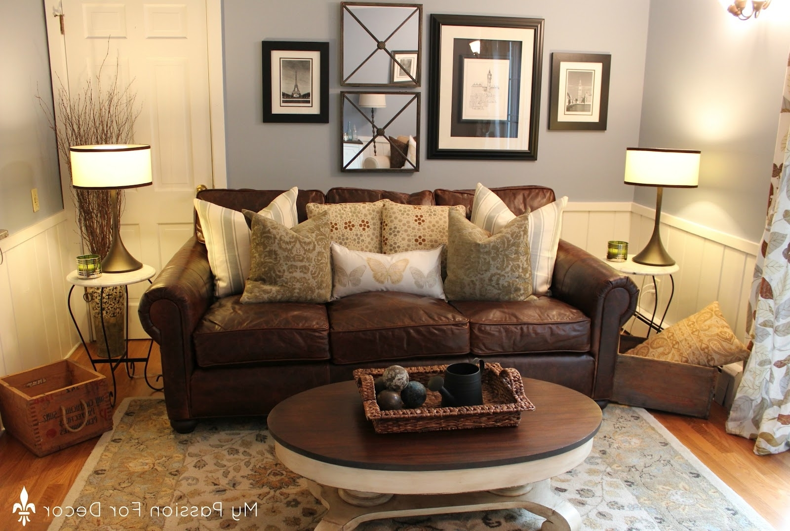 My Passion For Decor: Our New Addition! With Recent Restoration Hardware Sectional Sofas (View 9 of 20)