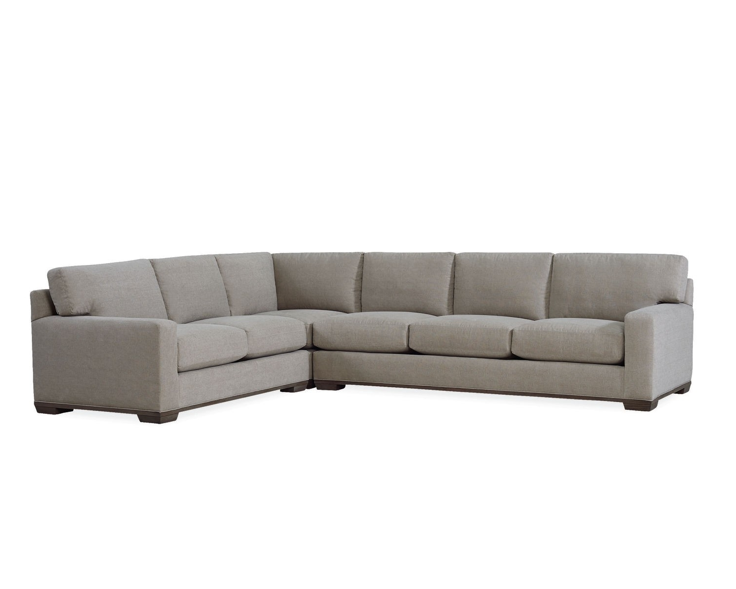 Nashville Chaise Sectional (View 9 of 20)
