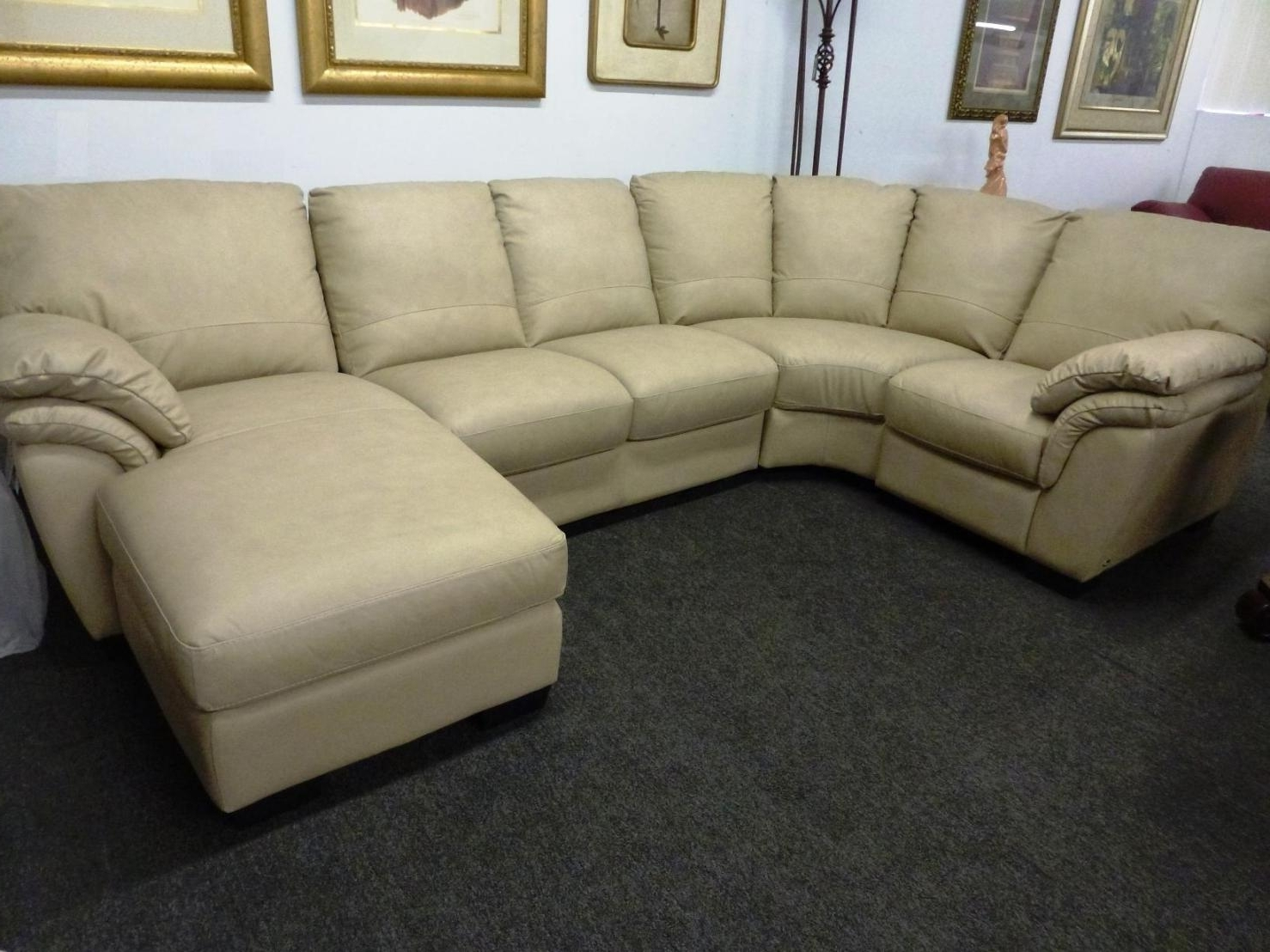 Natuzzi Sectional Sofas For 2019 Sectional Sofa Design: Best Leather Sectional Sofa Sale Natuzzi (View 16 of 20)