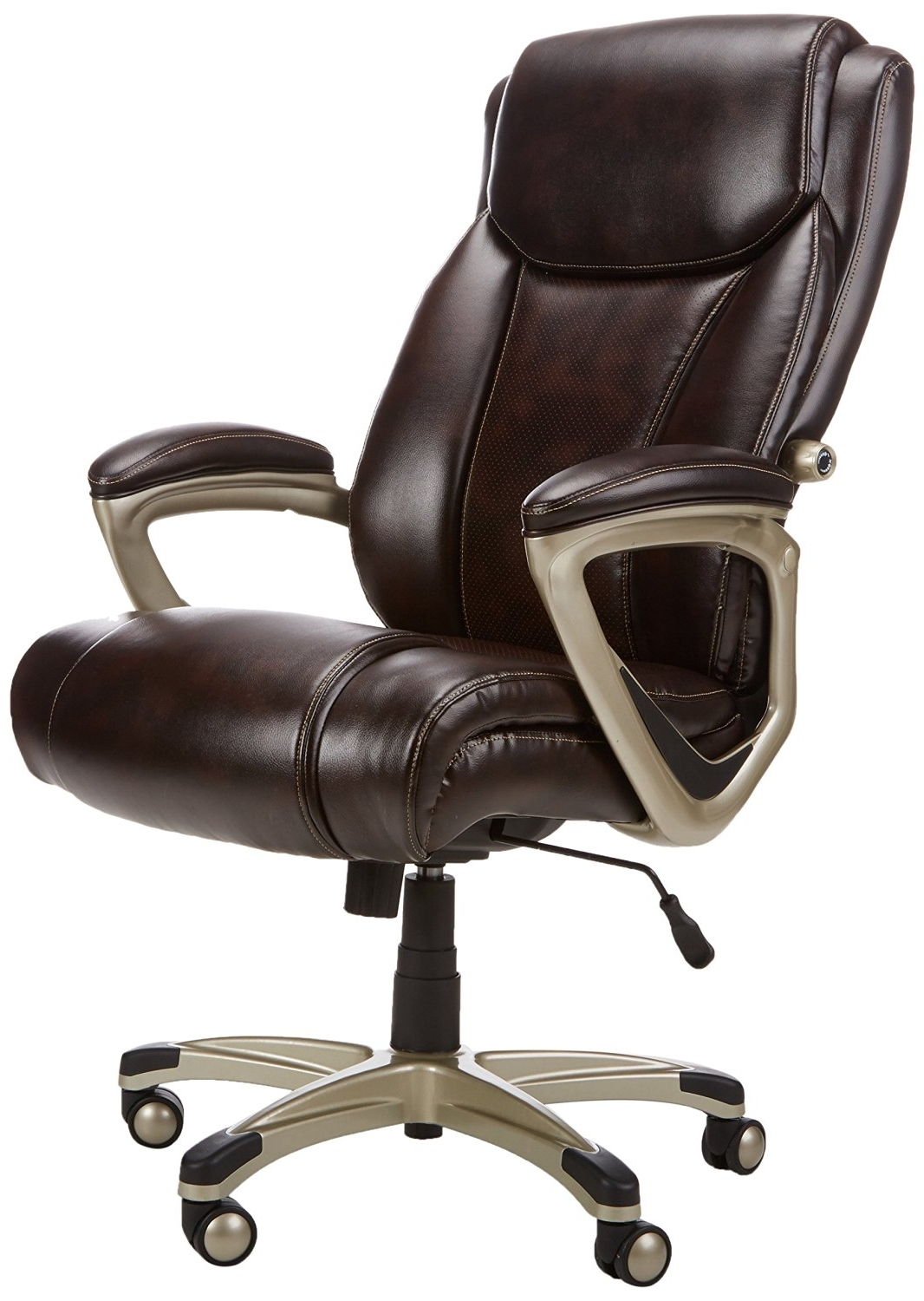 Newest 10 Big & Tall Office Chairs For Extra Large Comfort With Xl Executive Office Chairs (View 18 of 20)