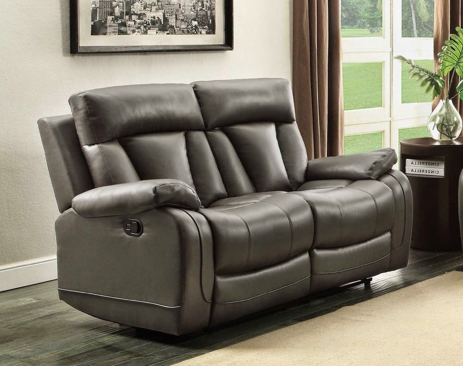 Newest 2 Seater Recliner Leather Sofas Inside Best Reclining Sofa For The Money: Vivaldi 2 Seater Reclining (View 9 of 20)