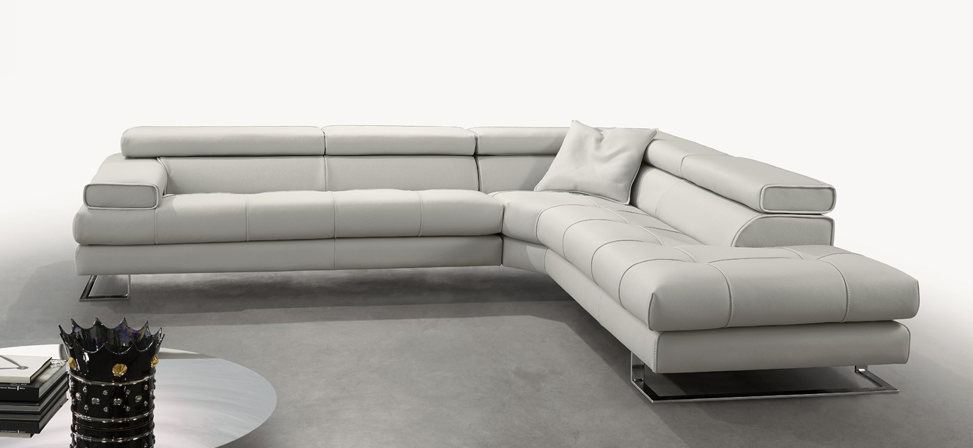 Newest Avenue Sectional Sofa, Gamma International, Italy – Italmoda Pertaining To Nashua Nh Sectional Sofas (View 16 of 20)