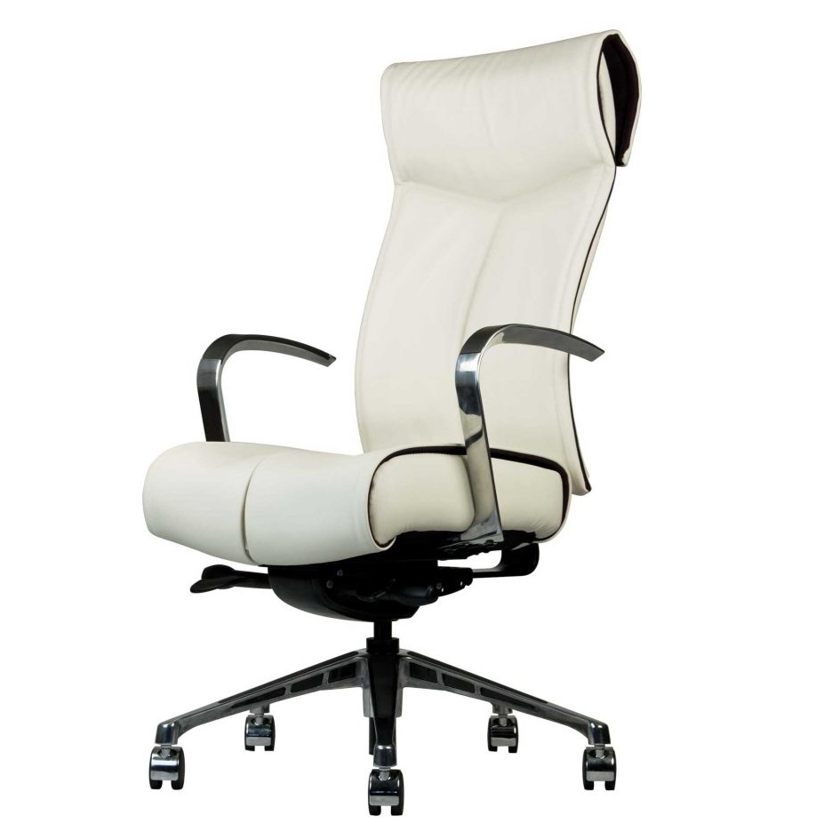 Newest Black Executive Office Chairs With High Back With Furniture (View 15 of 20)