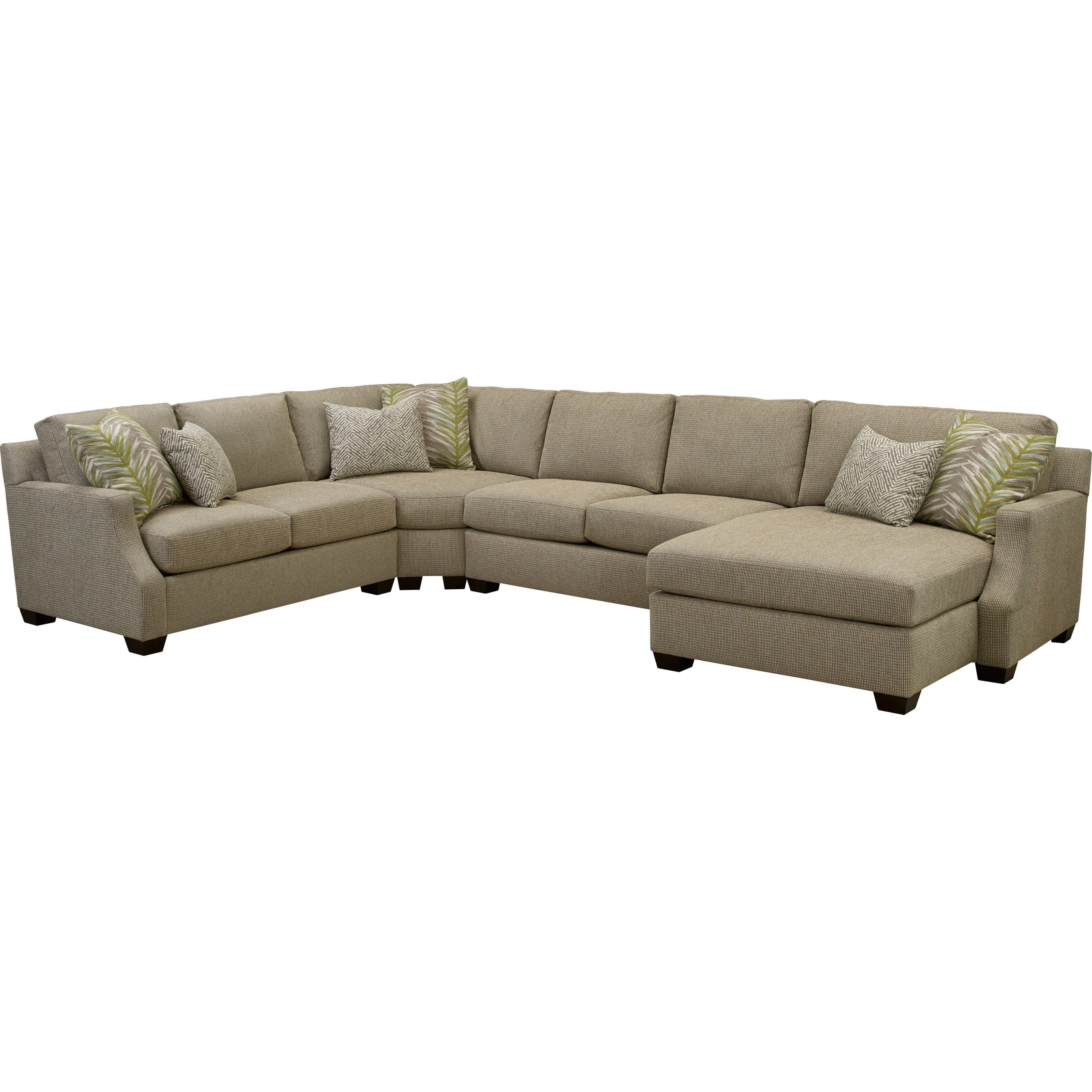 Newest Broyhill Furniture Chambers Large 4 Pc (View 11 of 20)