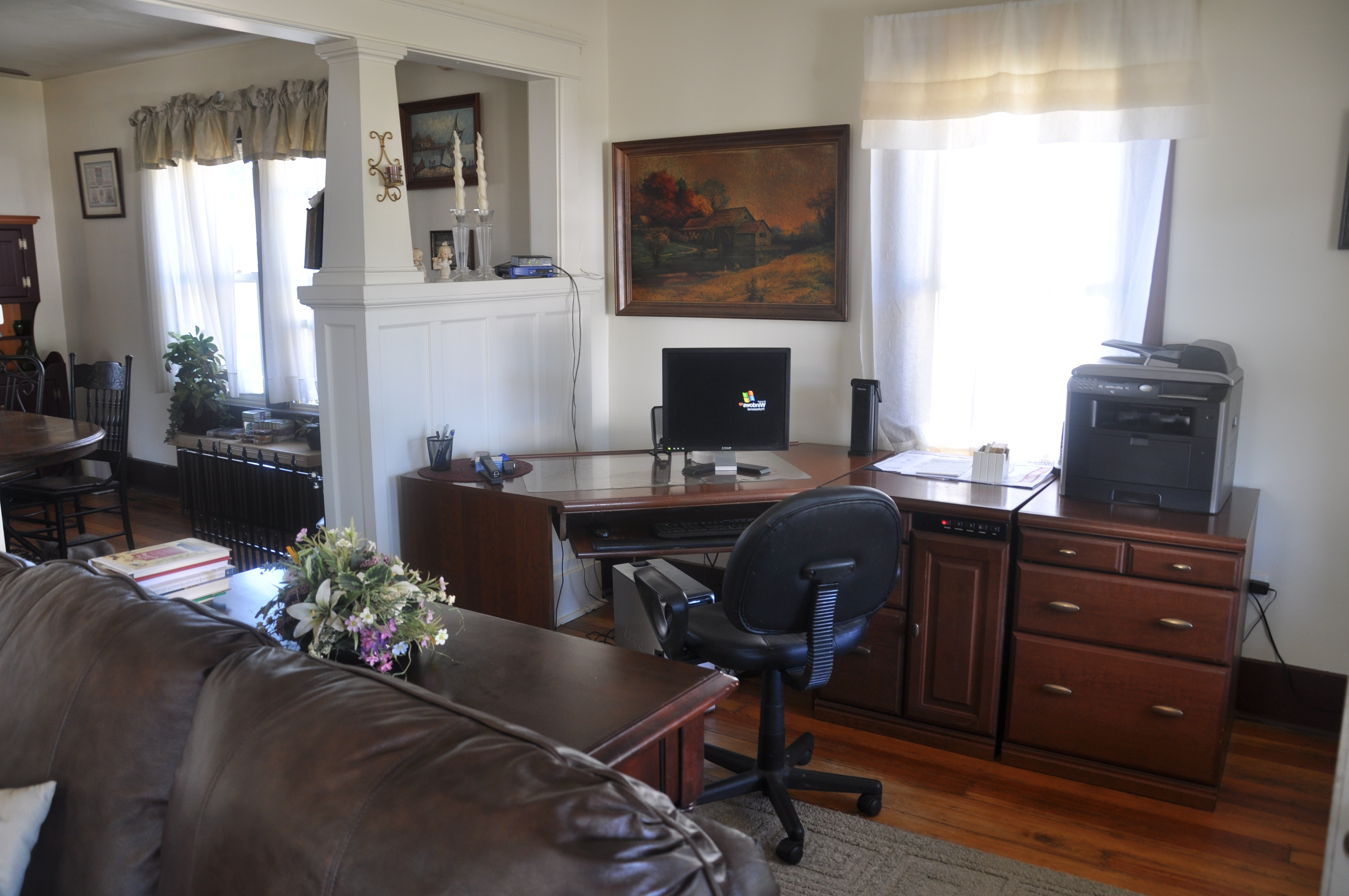 Newest Computer Desk Living Room Ideas – Laphotos (View 9 of 20)