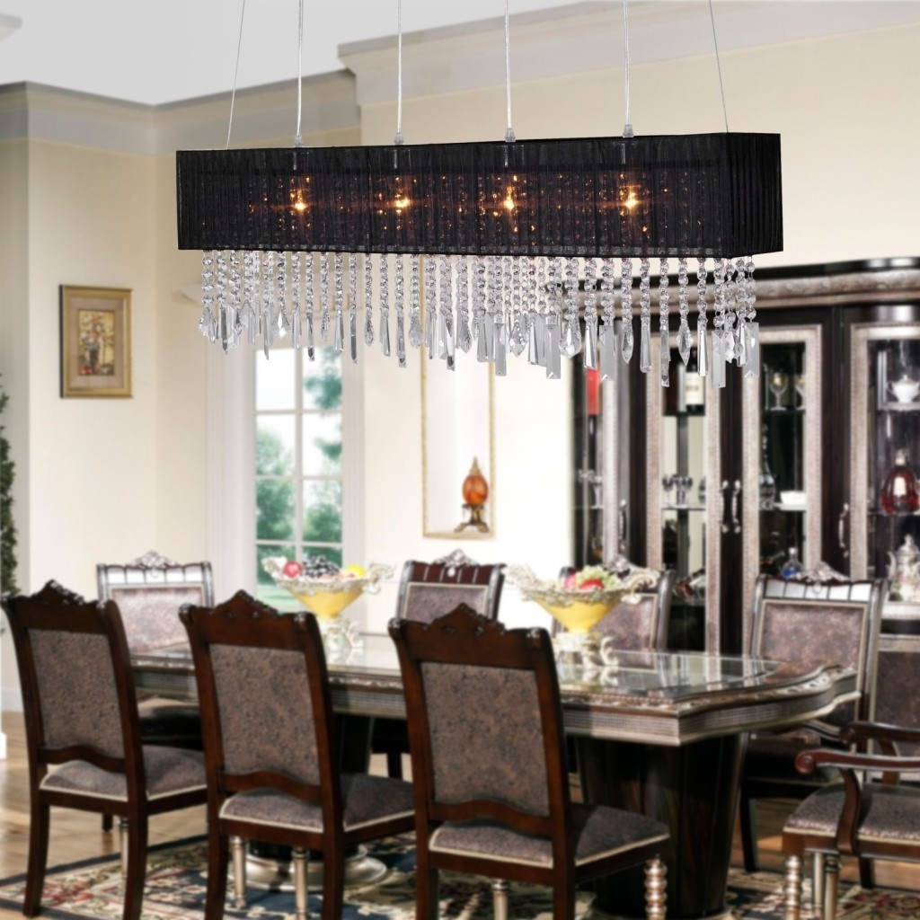 Newest Decorations : Chic Contemporary Chandelier Design With Antique Regarding Table Chandeliers (View 13 of 20)