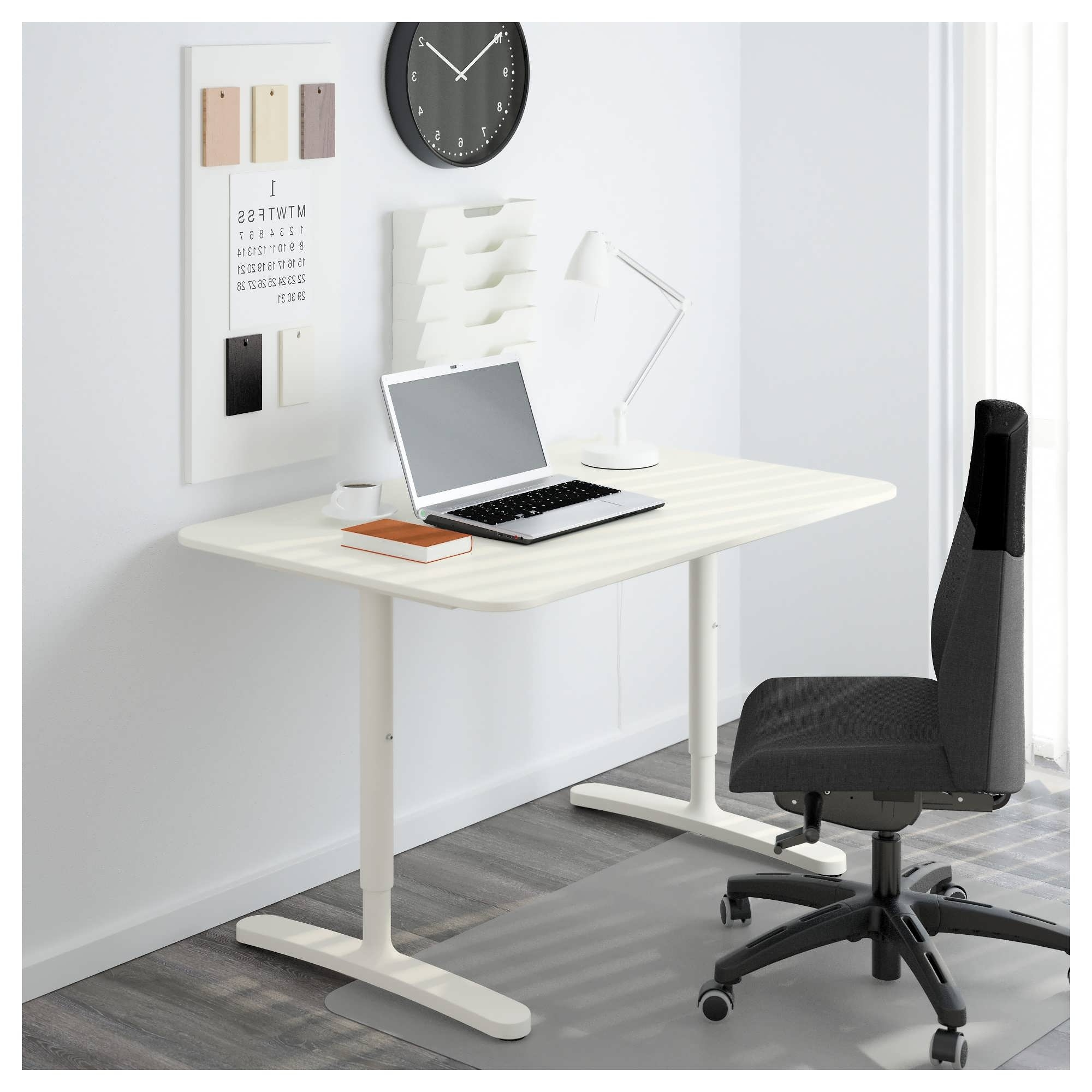 Newest Ergonomic Ultra Modern White Executive Office Chairs For Office Desk : Office Table And Chairs Executive Office Chair Home (View 15 of 20)