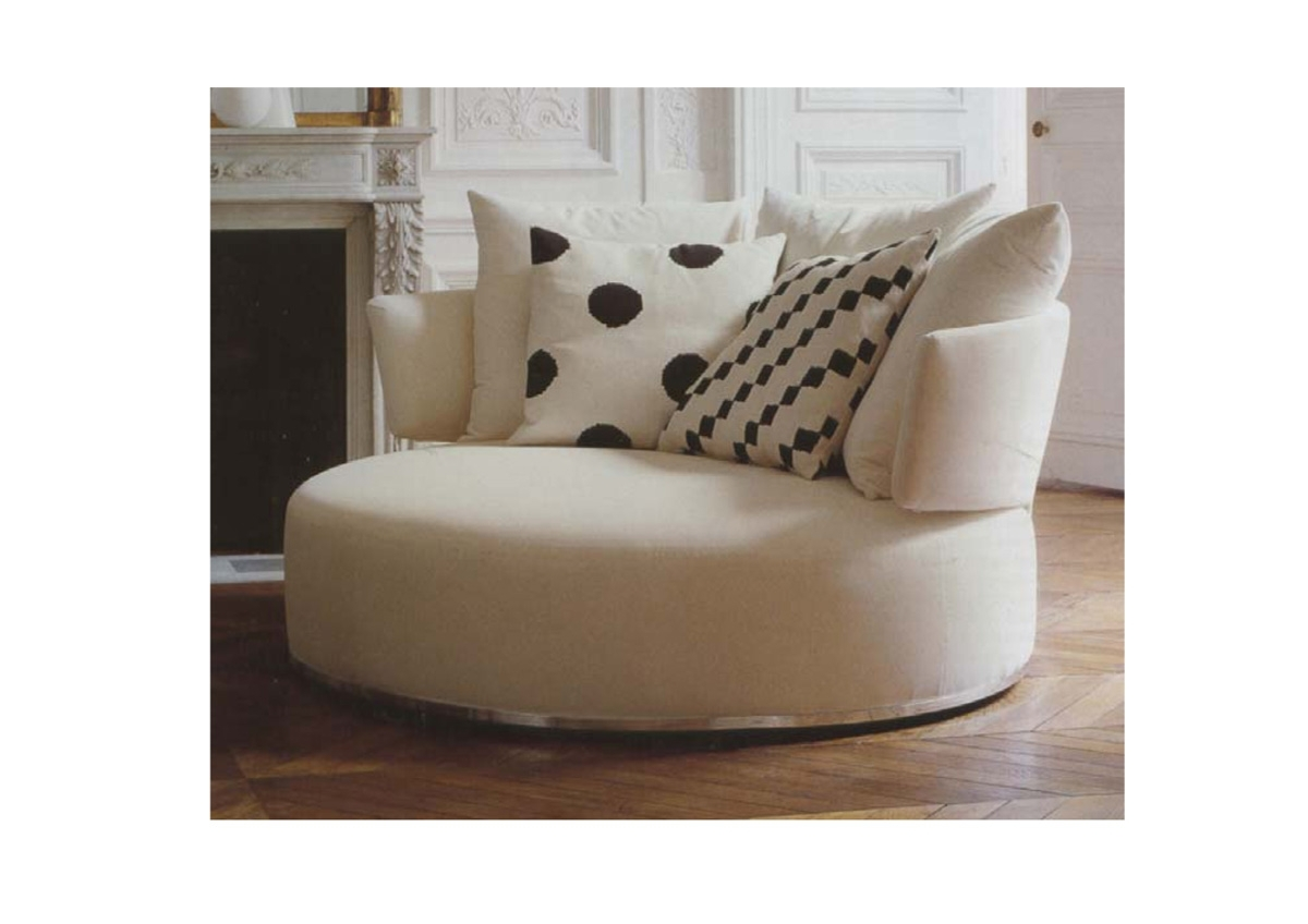 Newest Inspirational Circle Sofa Chair 85 In Living Room Sofa Ideas With Intended For Circular Sofa Chairs (View 13 of 20)