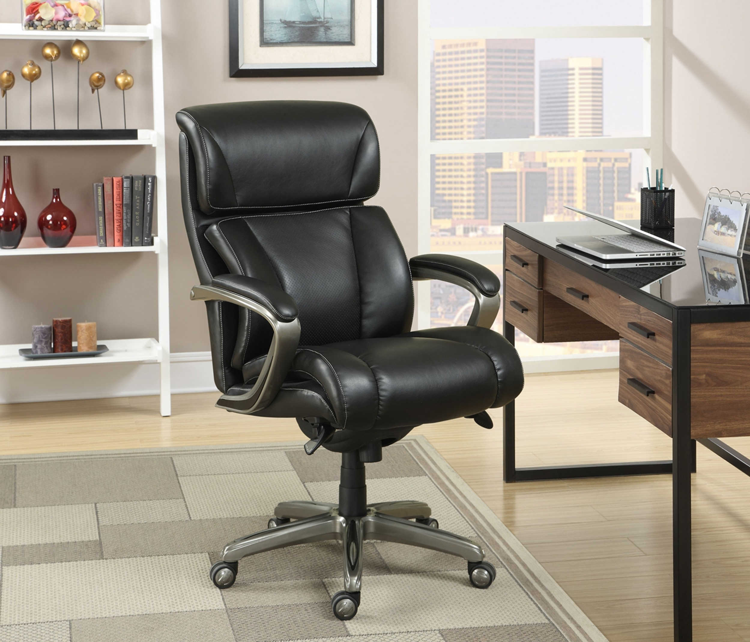 Newest La Z Boy Executive Office Chairs In True Innovations (View 12 of 20)