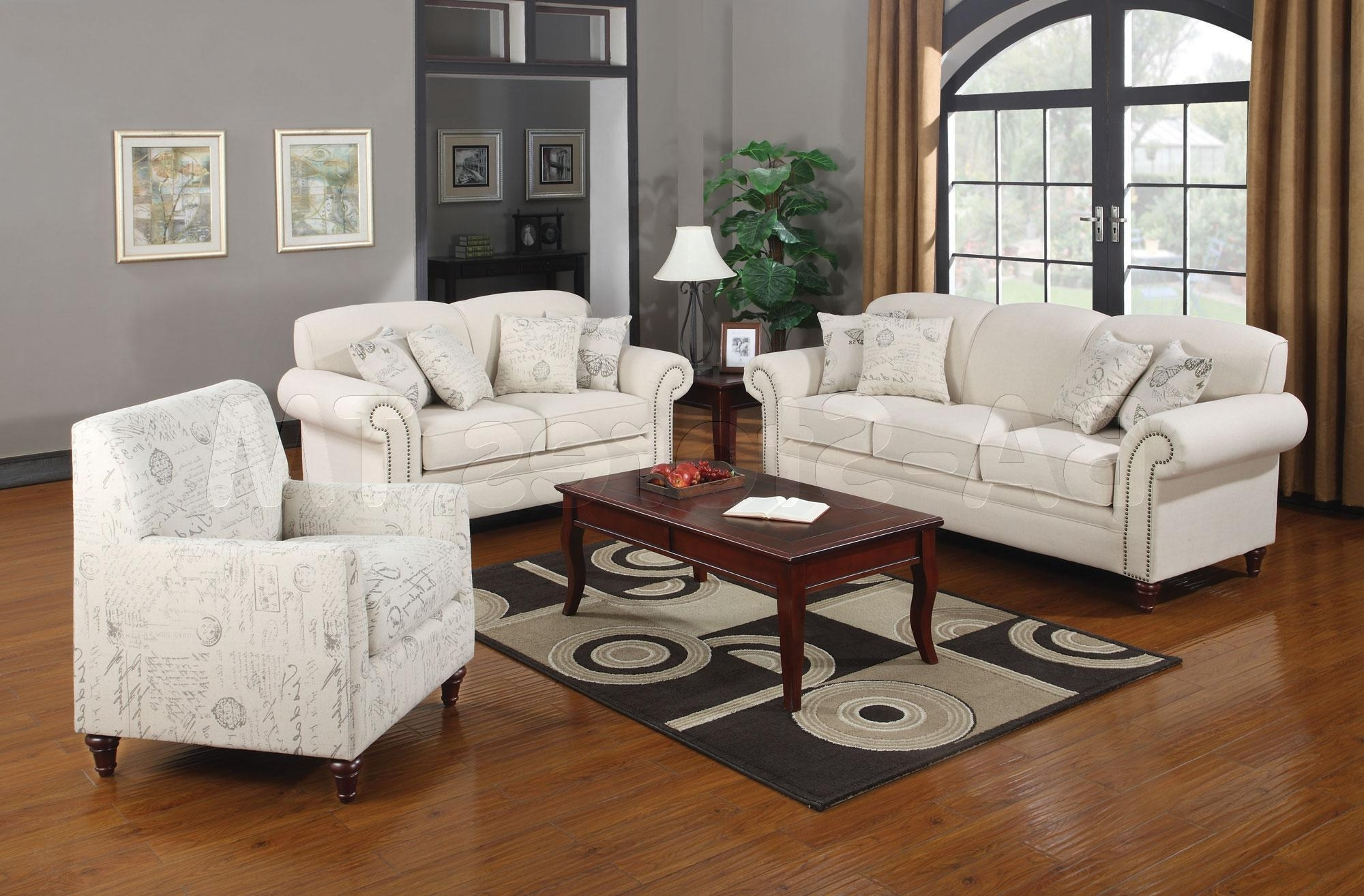 Newest Living Room Sofa And Chair Sets Intended For Furniture: Good Living Room Sets Near Me Ashley Furniture Living (View 18 of 20)