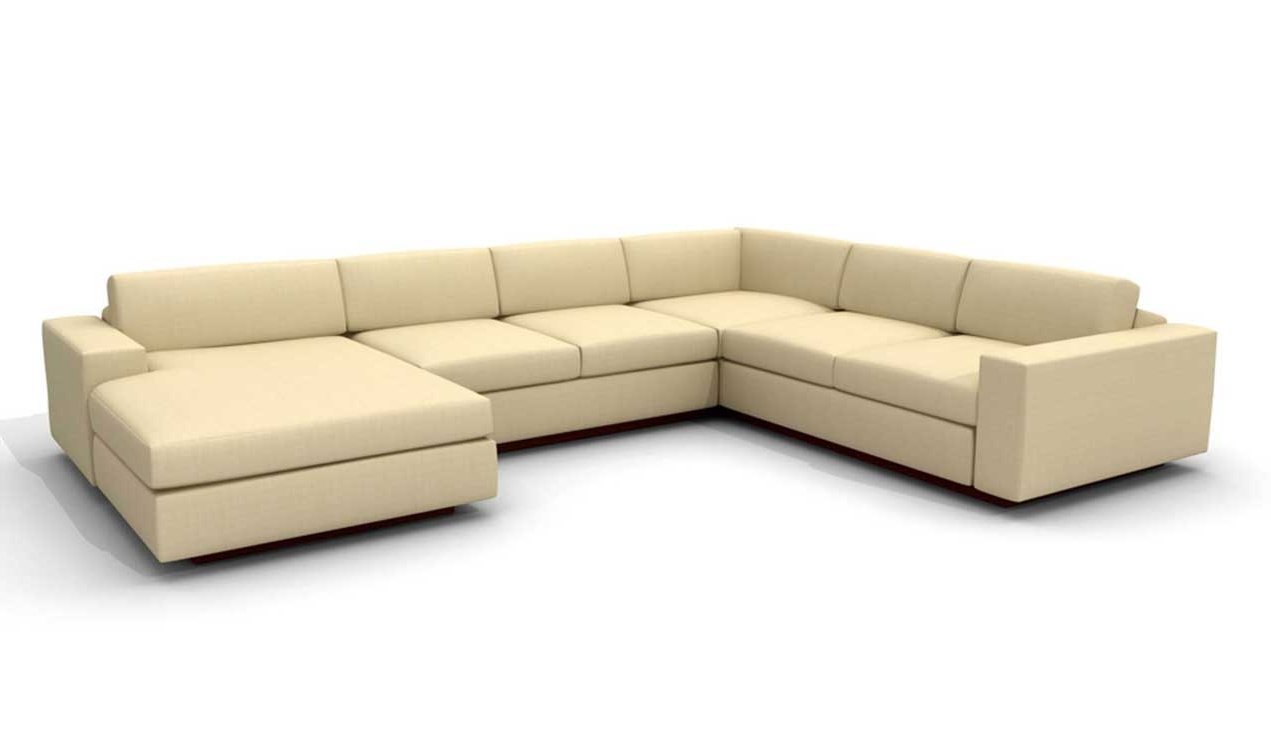 Newest Modular Sleeper Sofa Chaise Sectional Sleeper L Shaped Sleeper Regarding L Shaped Sectional Sleeper Sofas (View 11 of 20)