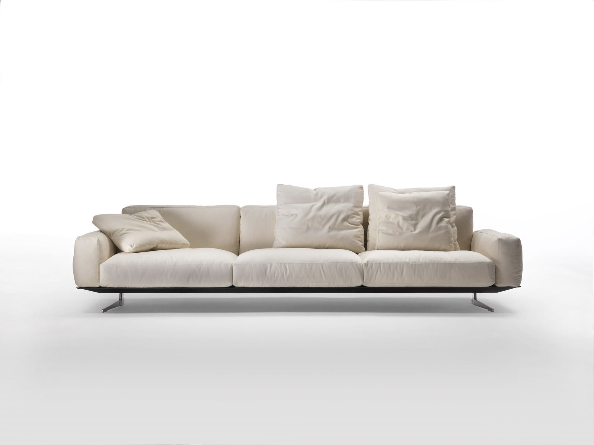Newest Modular Sofa / Corner / Contemporary / Fabric – Soft Dream (View 12 of 20)