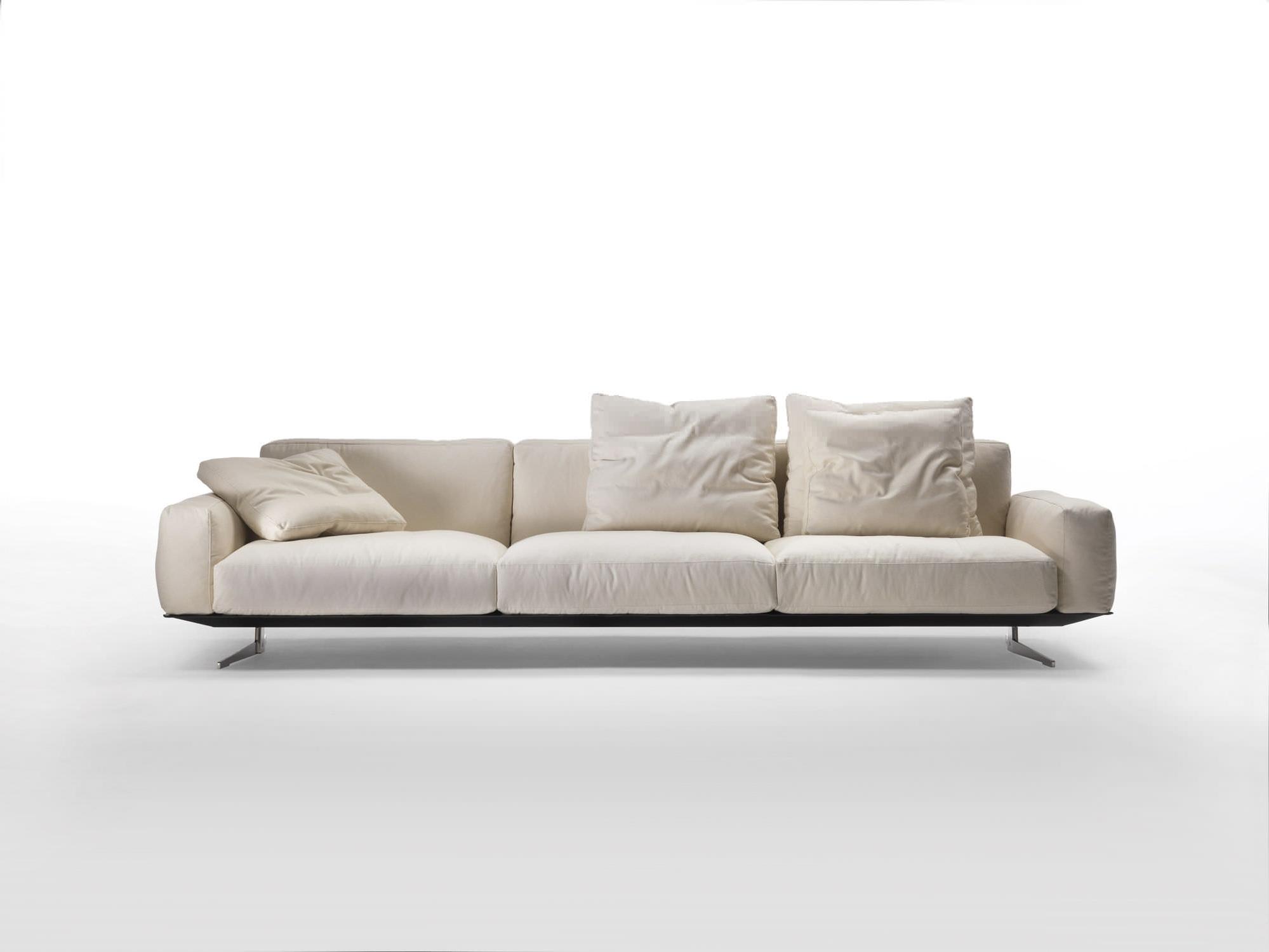Newest Modular Sofa / Corner / Contemporary / Fabric – Soft Dream (View 16 of 20)