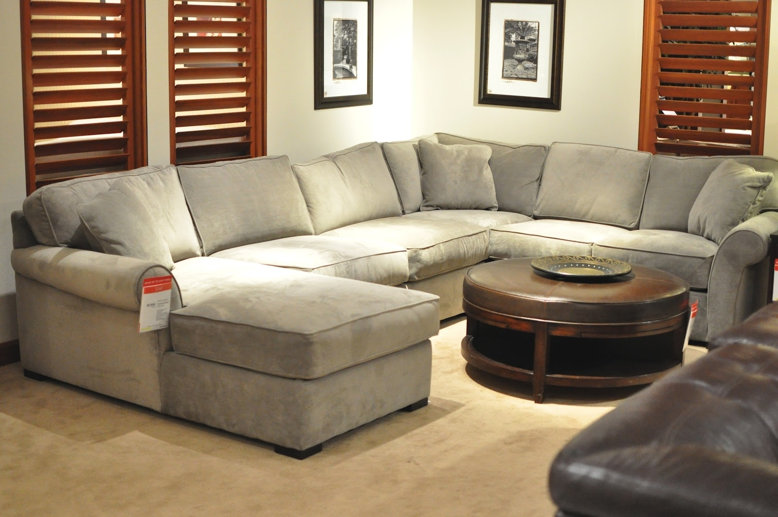 Newest Not So Newlywed Mcgees: Shopping For A Sectional Inside Phoenix Sectional Sofas (View 11 of 20)