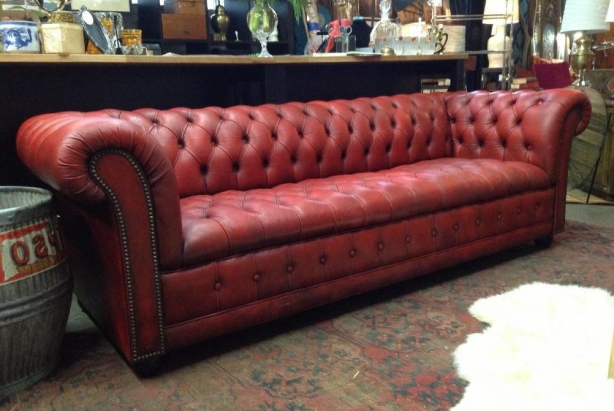 Newest Restoration Hardware Lancaster Sofa For Sale Craigslist In Craigslist Leather Sofas (View 13 of 20)