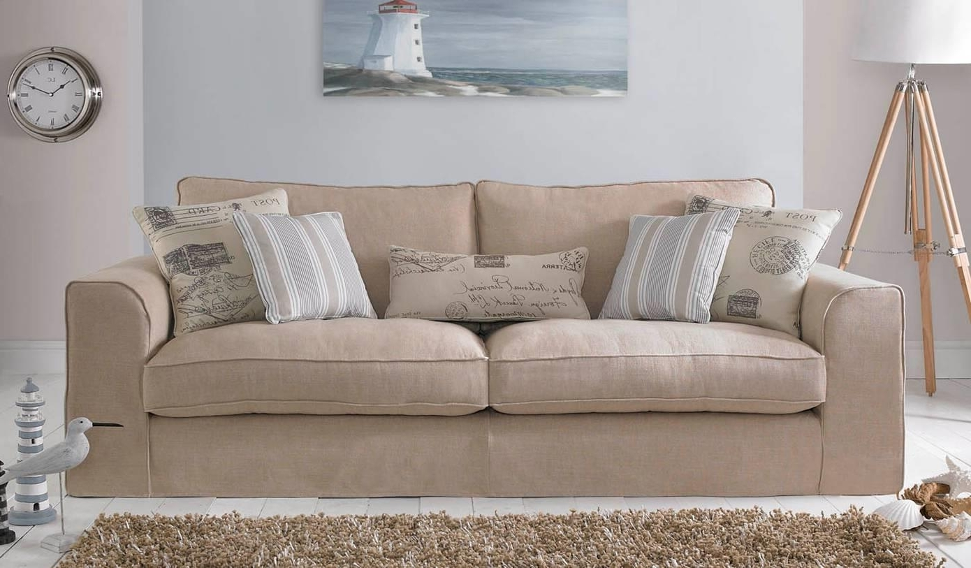 Newest Saunton – 2 Seater Settee With Removable Covers : Orchards Inside Sofas With Removable Covers (View 6 of 20)