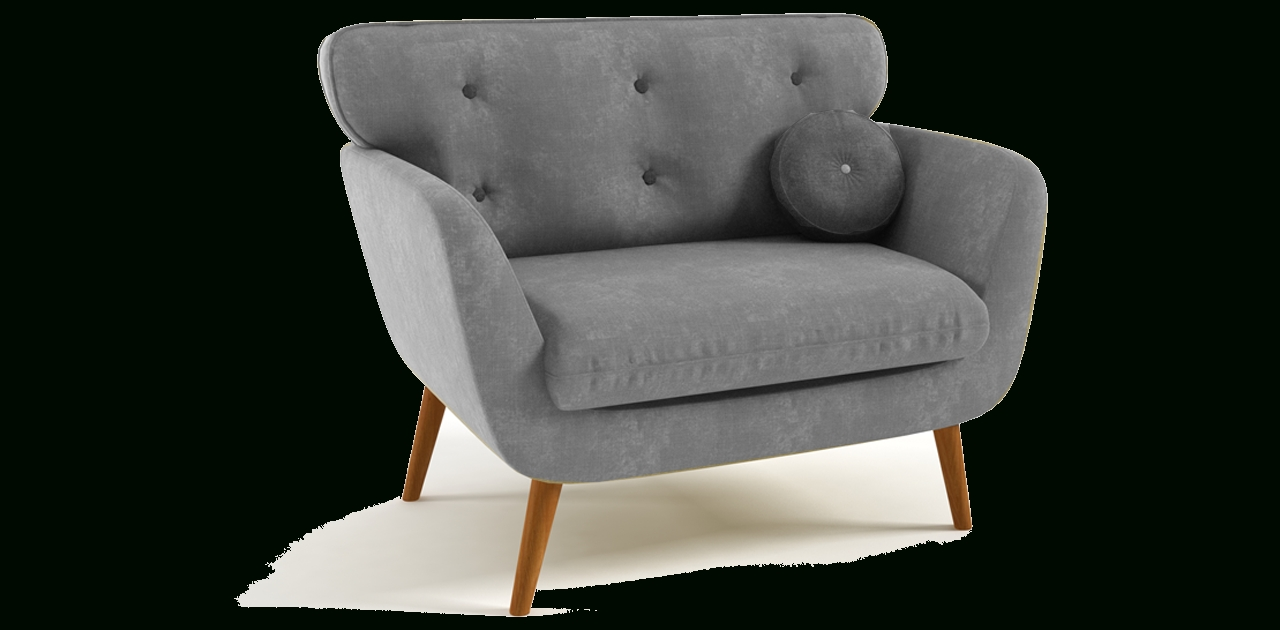 Newest Sofa With Chairs Within Armchair : Antique Armchair Styles Manhattan Leather Sofa Gray (View 10 of 20)