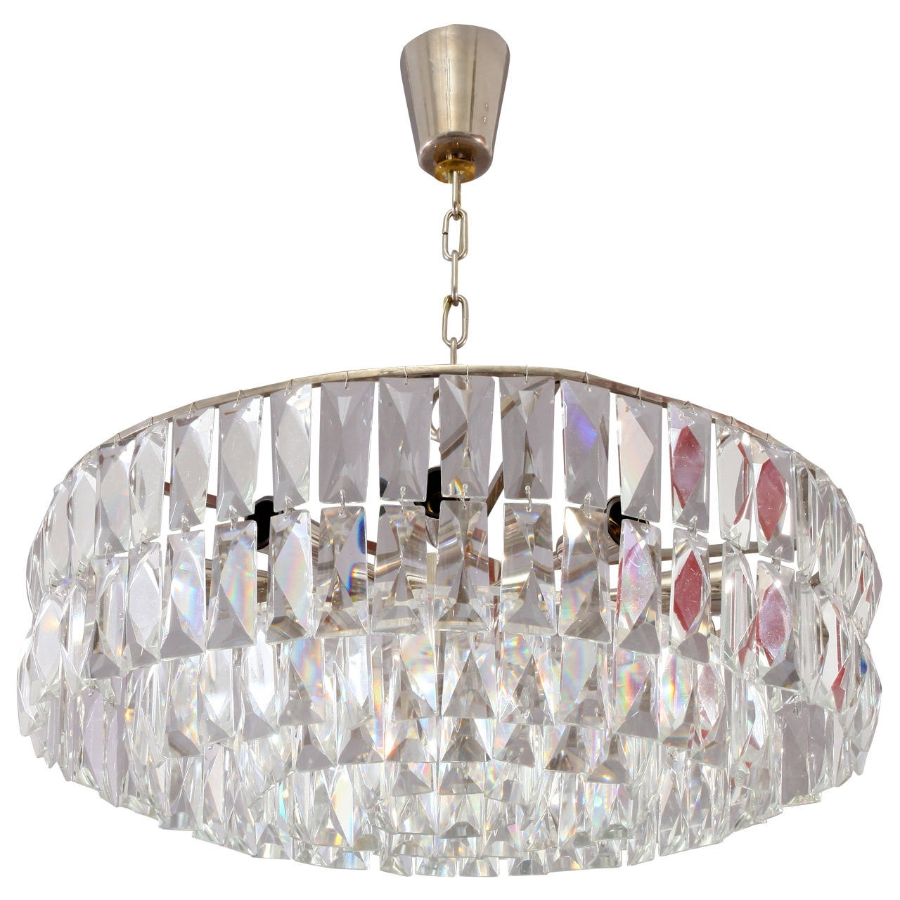 Newest Stunning Chandelier With Large Crystalsbakalowits And Sohne Throughout Vienna Crystal Chandeliers (View 8 of 20)
