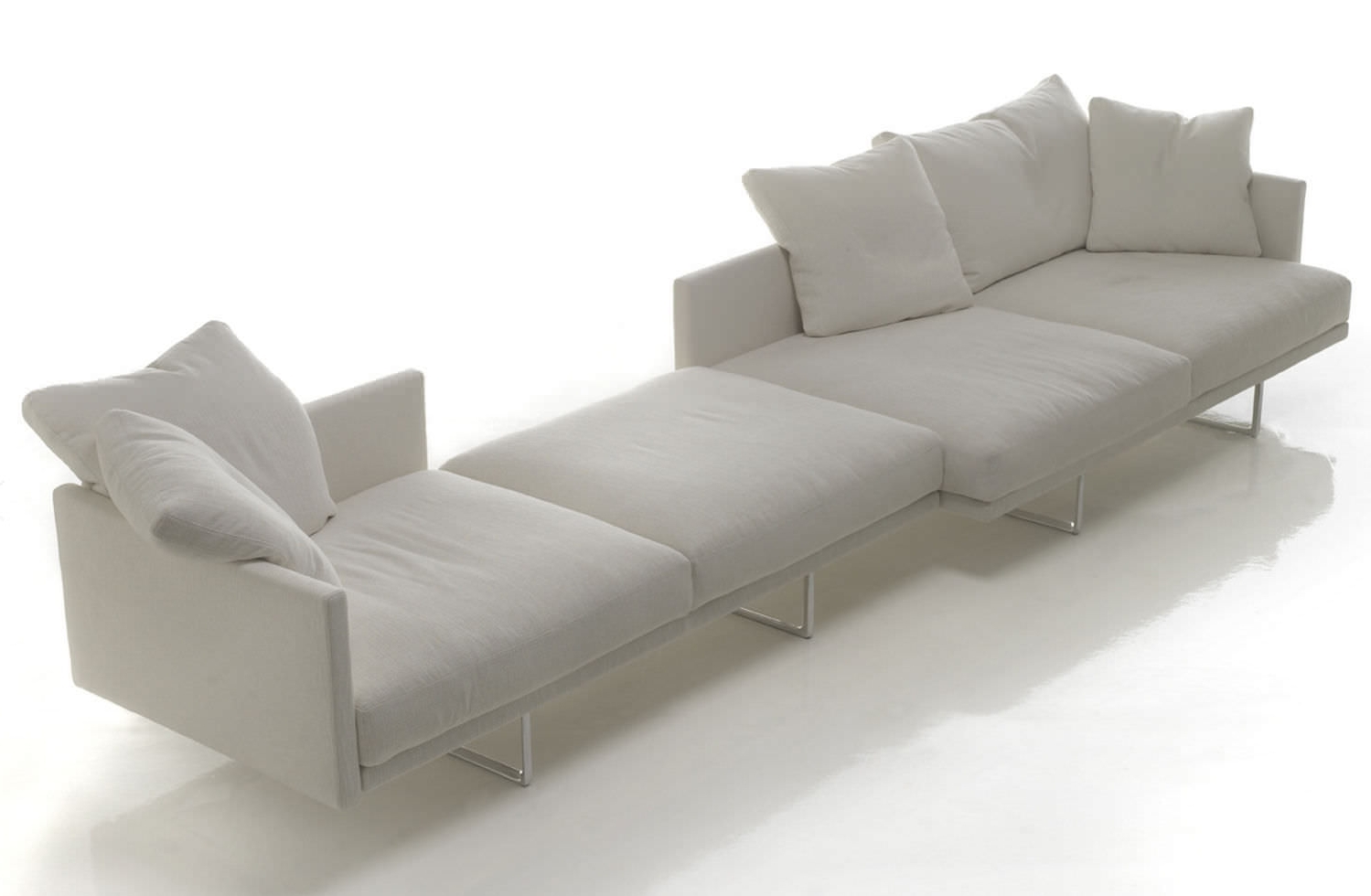 Newest Stunning Design Ideas Of Modular Sofas For Small Spaces (View 11 of 20)