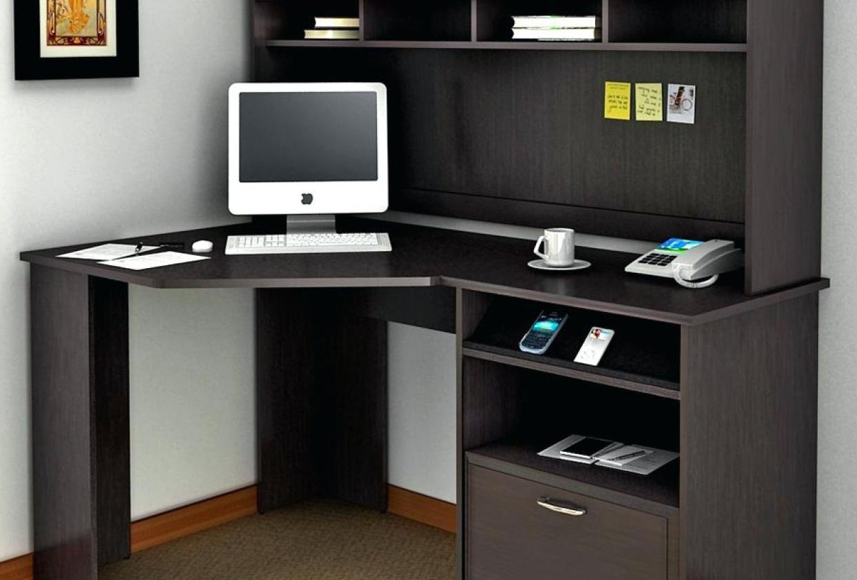 Newest Tall Computer Desks With Regard To Furniture: Fantastic Selection Of Office Depot Computer Desk (View 9 of 20)