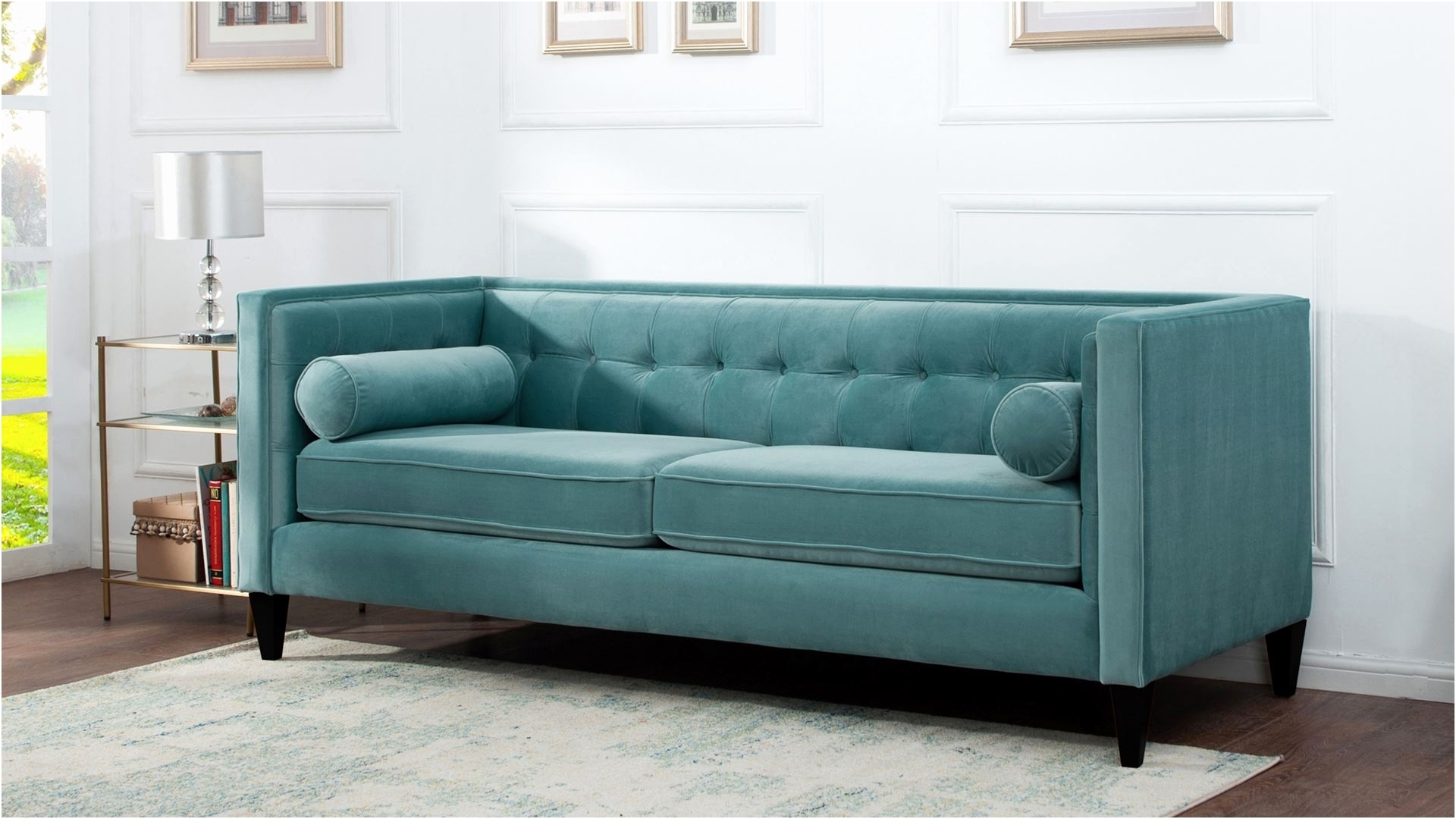 Newest Turquoise Sofas Intended For Sofas : Black Leather Sofa Natuzzi Leather Sofa Turquoise Leather (View 11 of 20)