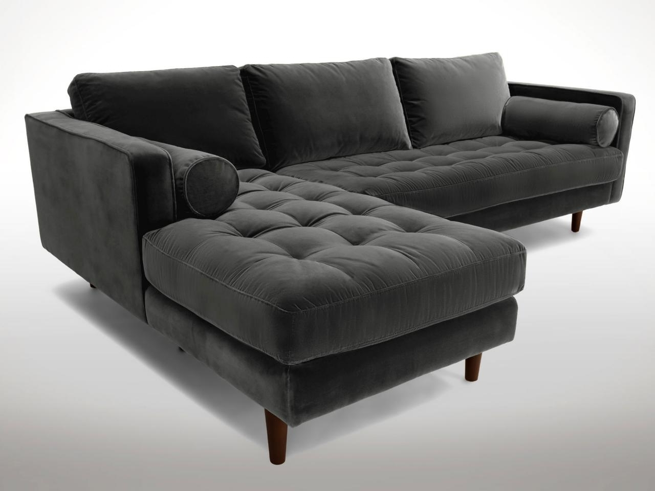 Newest Velvet Sofas Throughout 11 Of The Best Velvet Sofas To Decorate With (View 10 of 20)
