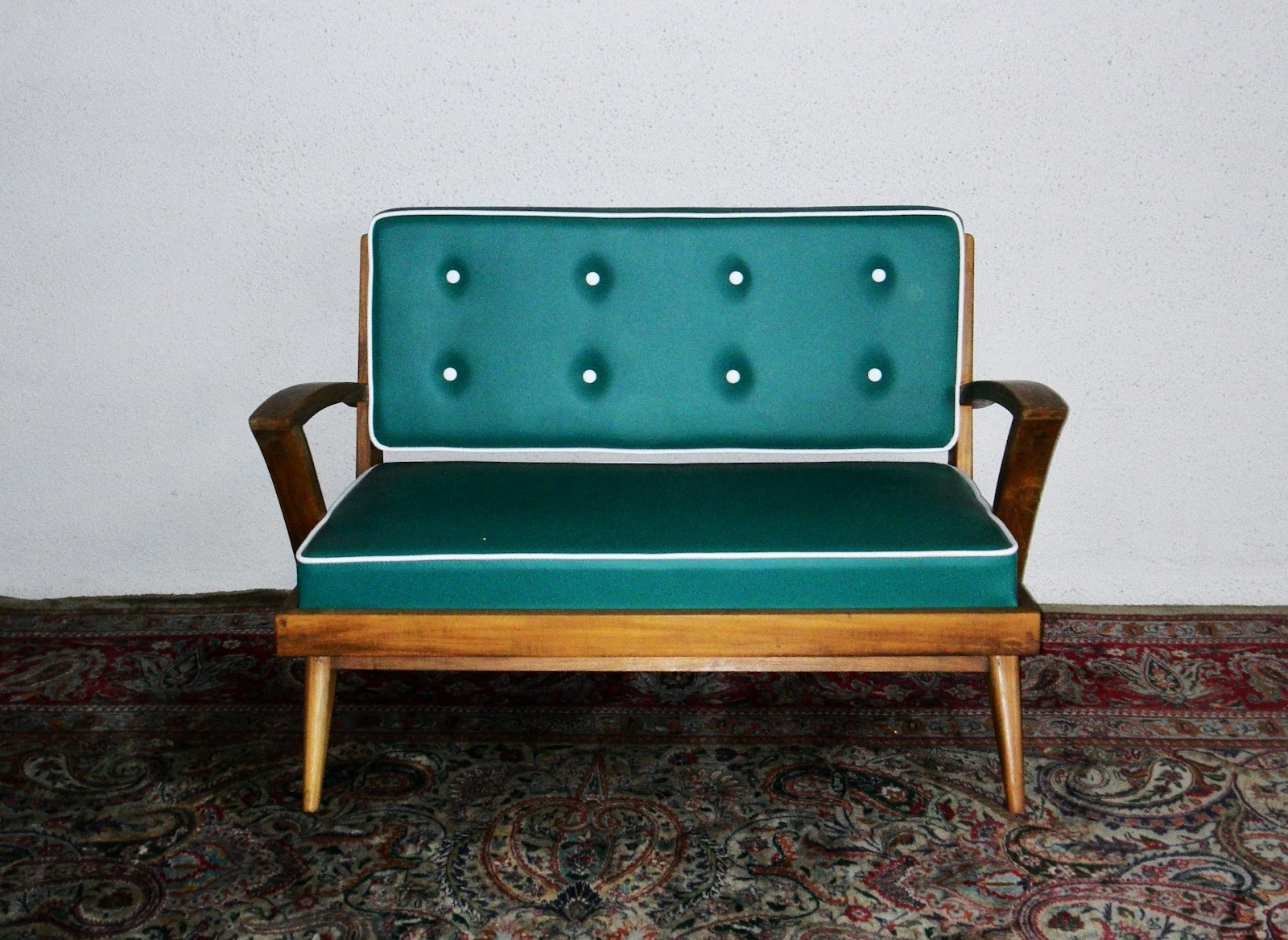 Newest Vintage Furniture – Second Charm's Latest Midcentury Collections Throughout Retro Sofas And Chairs (View 11 of 20)