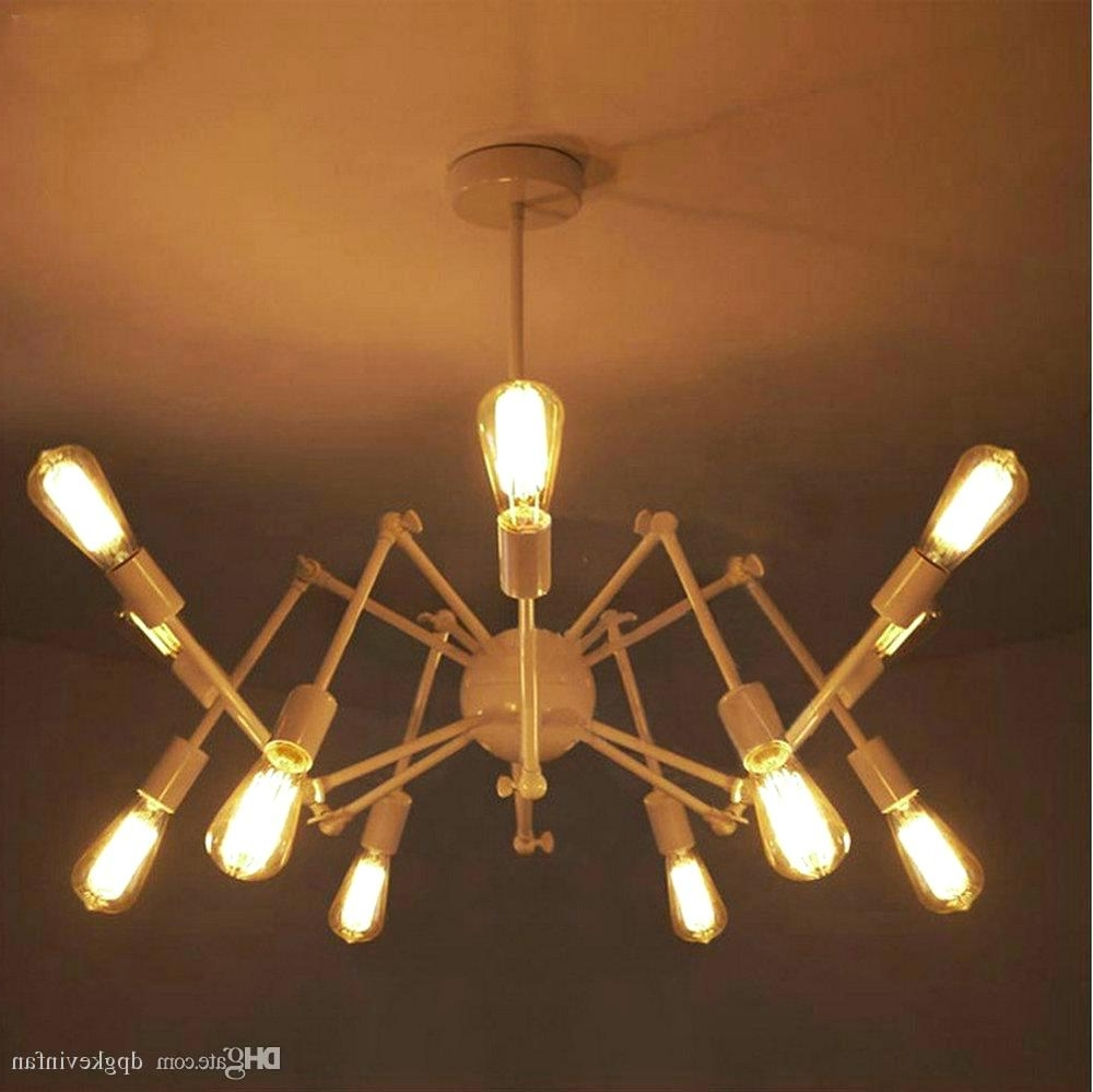 Newest Vintage Style Chandelier For Chandeliers ~ Vintage Industrial Style Lighting Uk Vintage French (View 18 of 20)