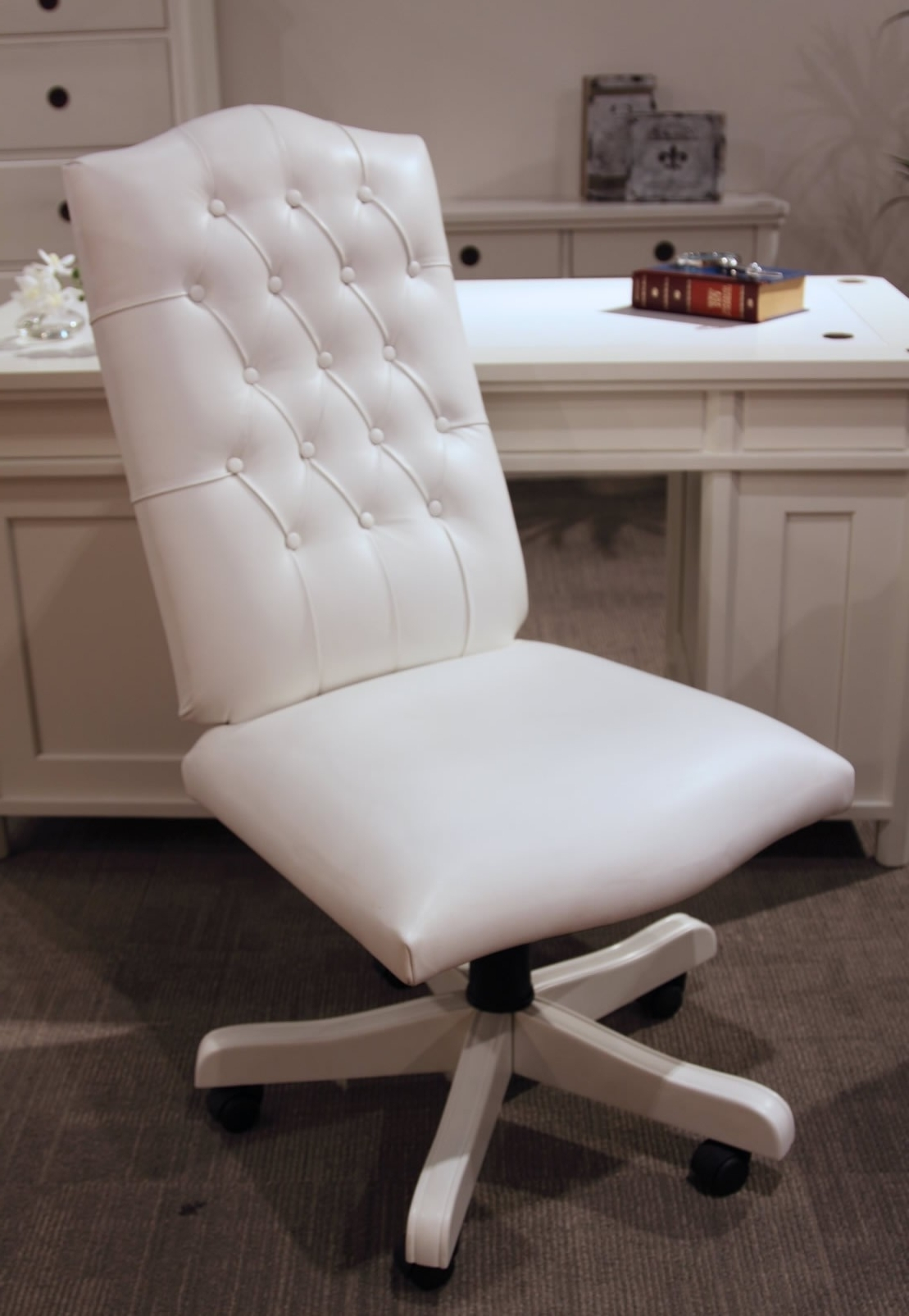 Newest Wooden Desk Chair No Wheels : Best Computer Chairs For Office And In Executive Office Chairs Without Wheels (View 20 of 20)