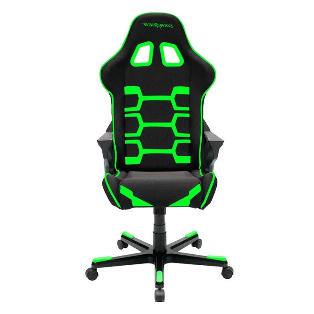Newest Xl Executive Office Chairs Regarding The Cheapest Dxracer Chair Oc168Ne Green On Pre Order (View 13 of 20)