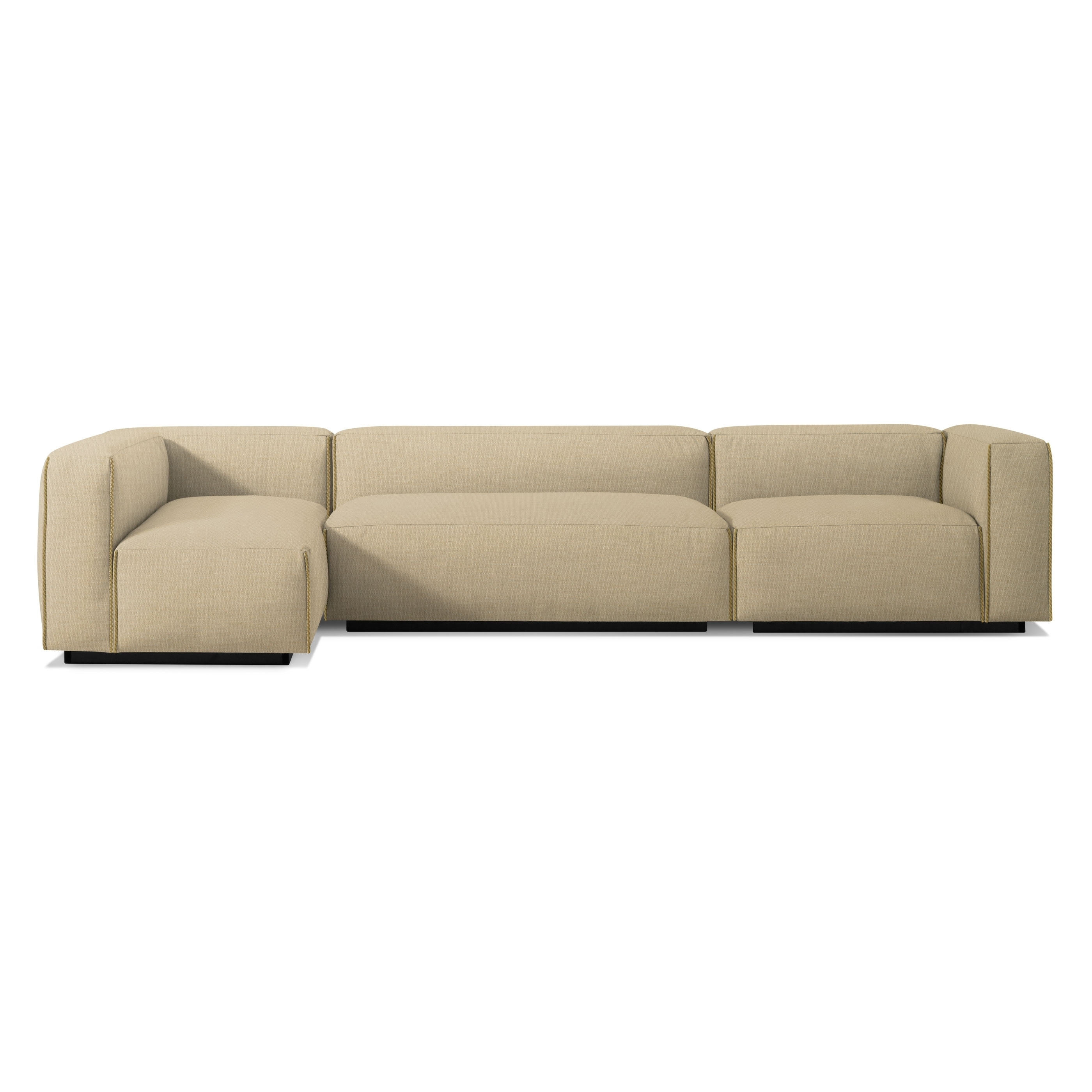 Newfoundland Sectional Sofas Regarding Widely Used Cleon Medium+ Sectional Sofa – Modern Sofas And Sectionals (View 15 of 20)