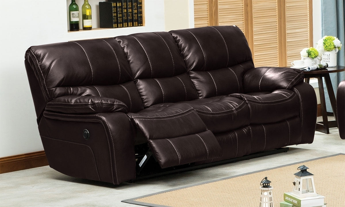 Newport Power Reclining Sofa (View 12 of 20)
