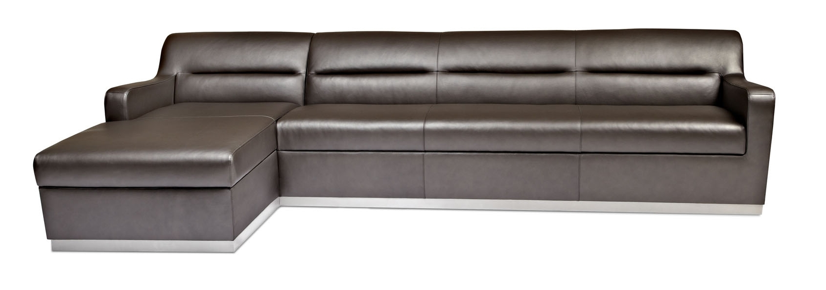 Niagara Sectional Sofas In Most Recently Released American Leather Niagara Sectional Sofa (View 5 of 20)