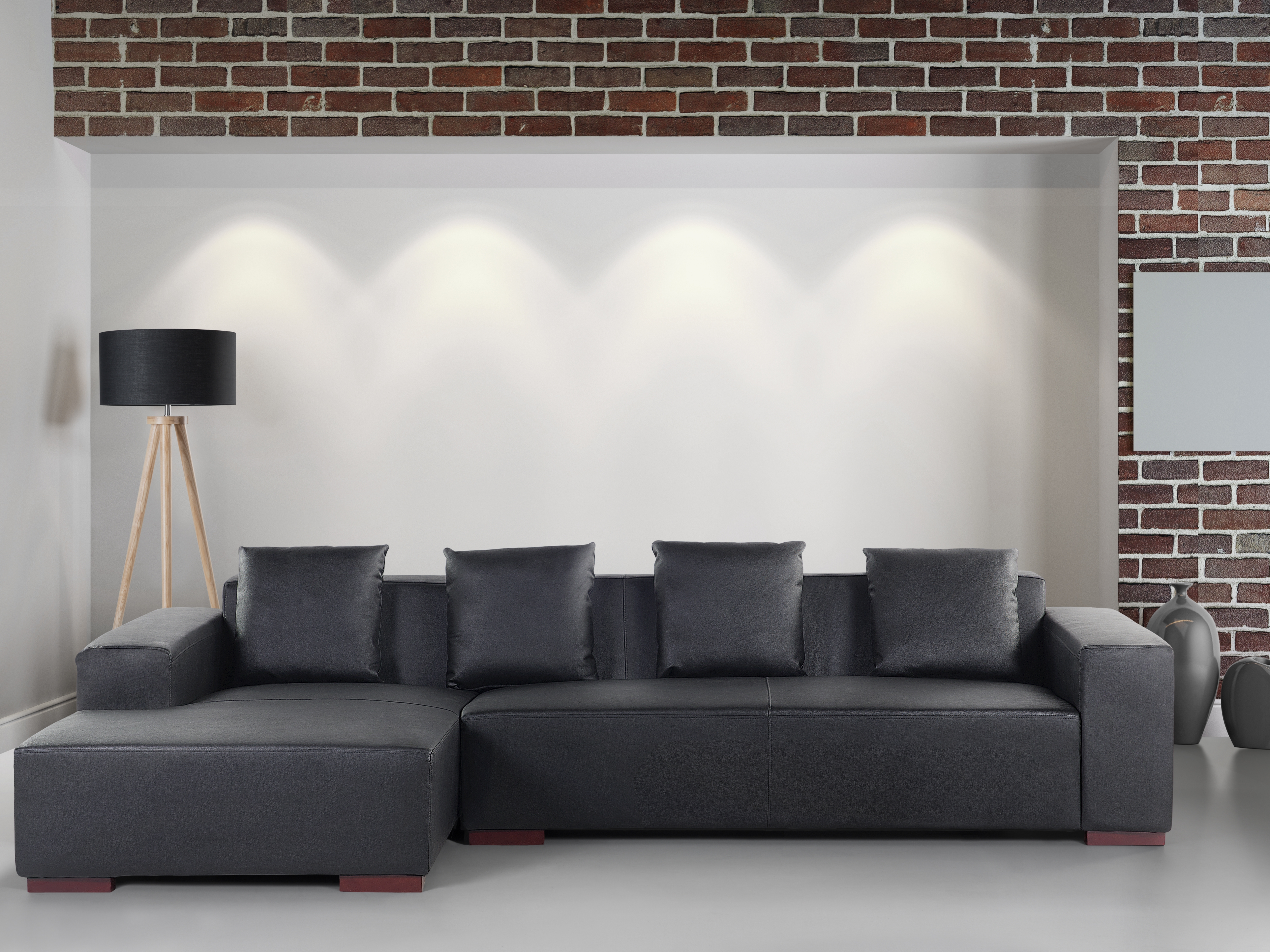 Nj Sectional Sofas For Recent Low Profile Sectional Sofa – Cleanupflorida (View 13 of 20)