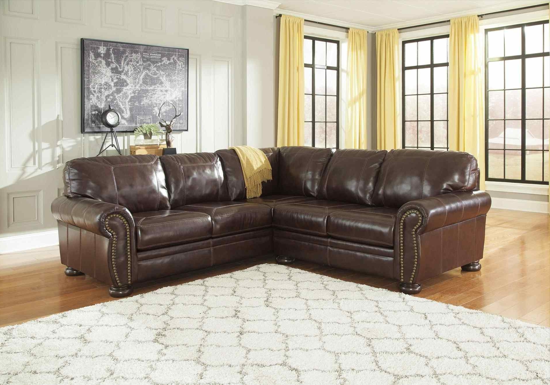 Nj Sectional Sofas In Popular Couch : Genuine Leather Couches Kramfors Lshape Sectional Youtube (View 4 of 20)