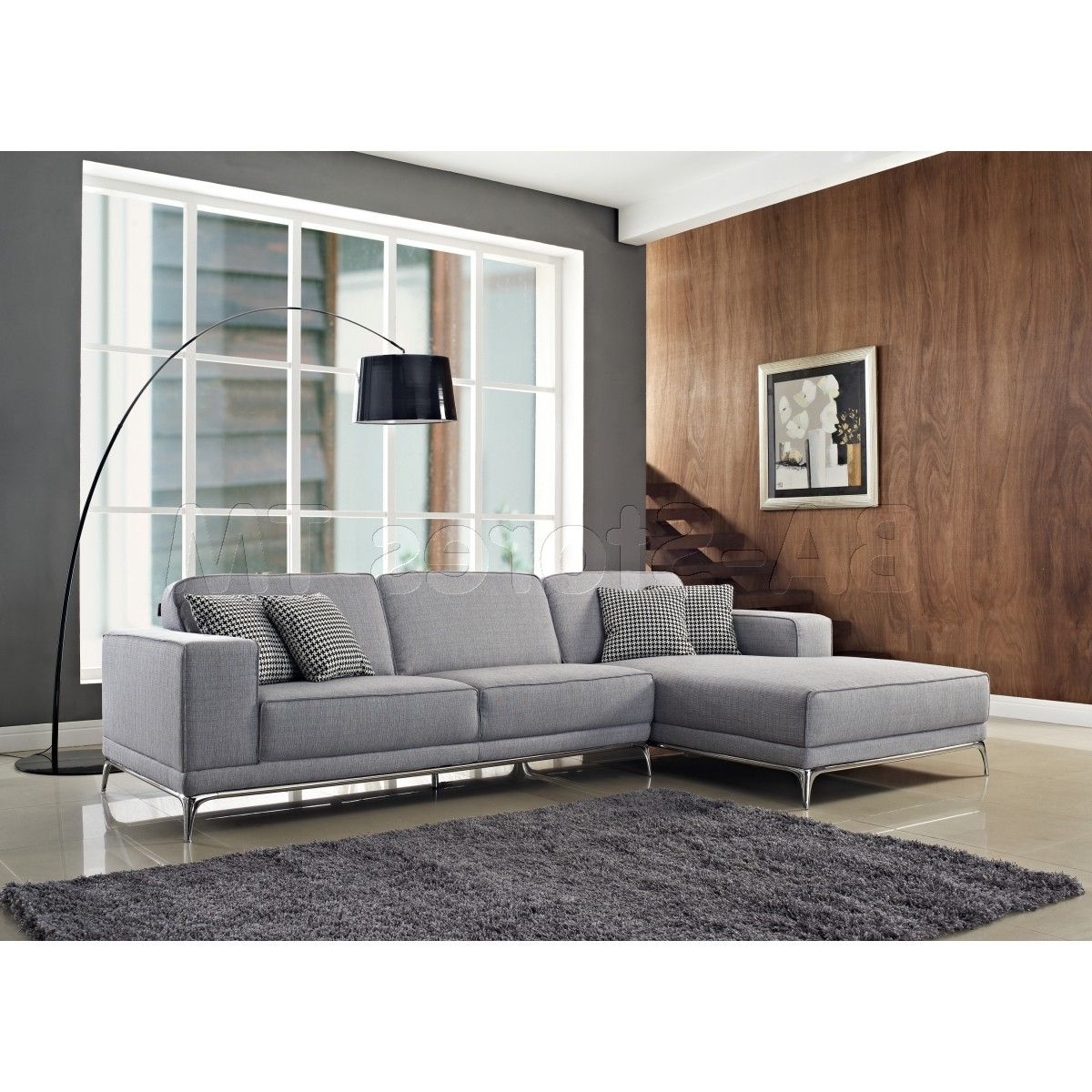 Nyc Sectional Sofas For Most Recently Released Agata Sectional Sofa (View 14 of 20)