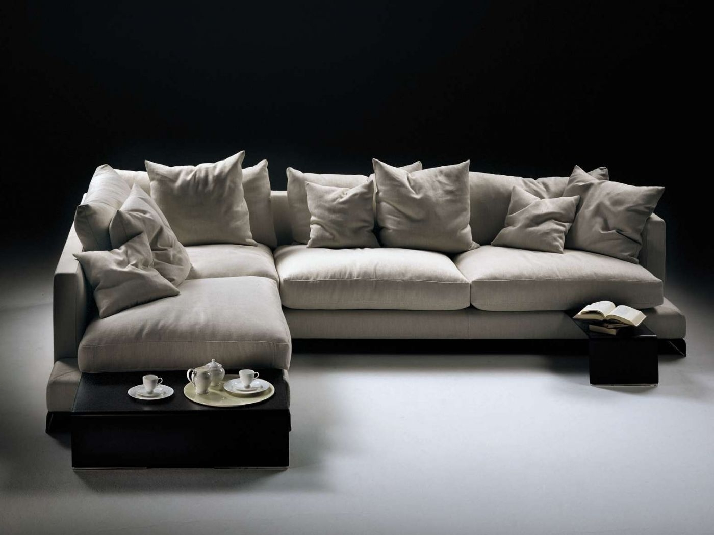 Nz Sectional Sofas For Most Popular Studio Italia (View 13 of 20)