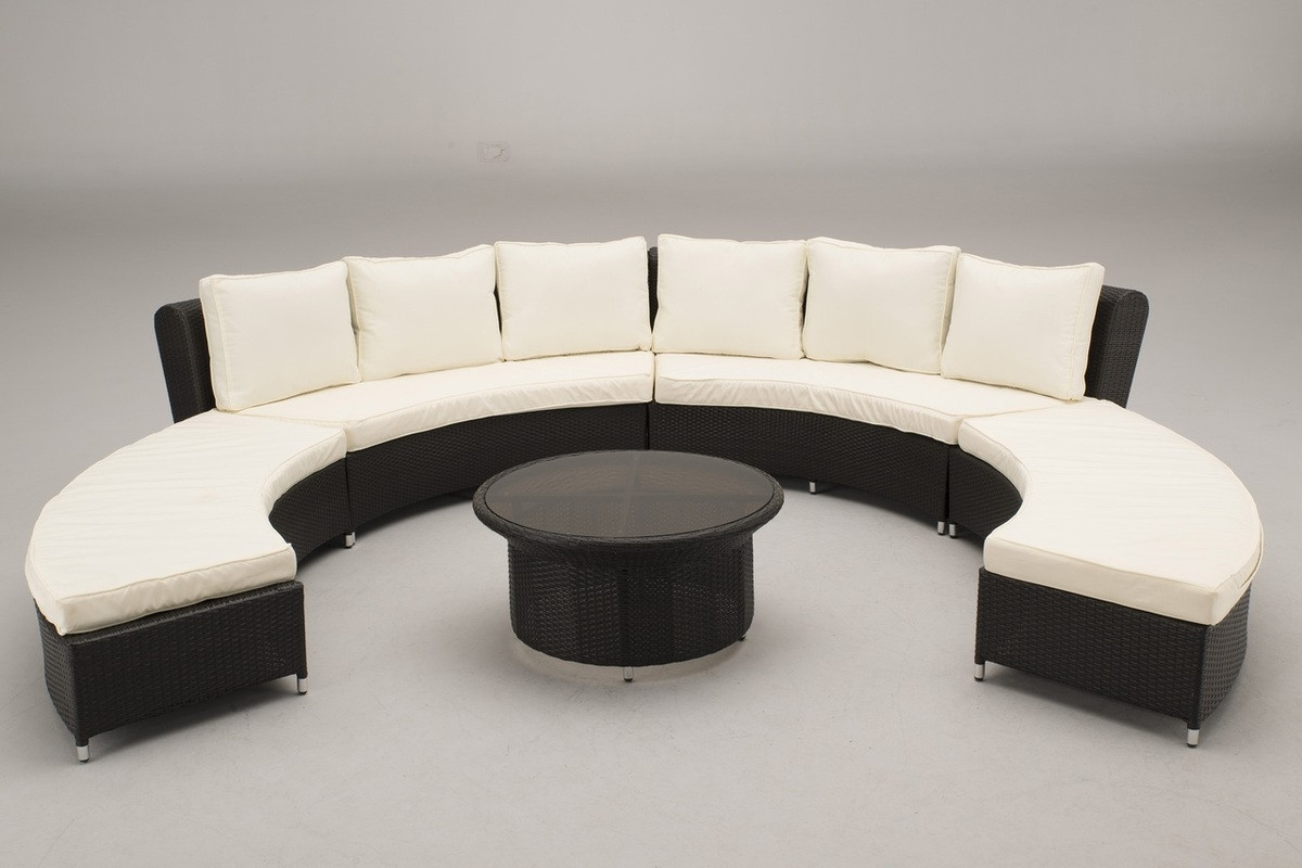 Oakita For Widely Used Circular Sofa Chairs (View 17 of 20)