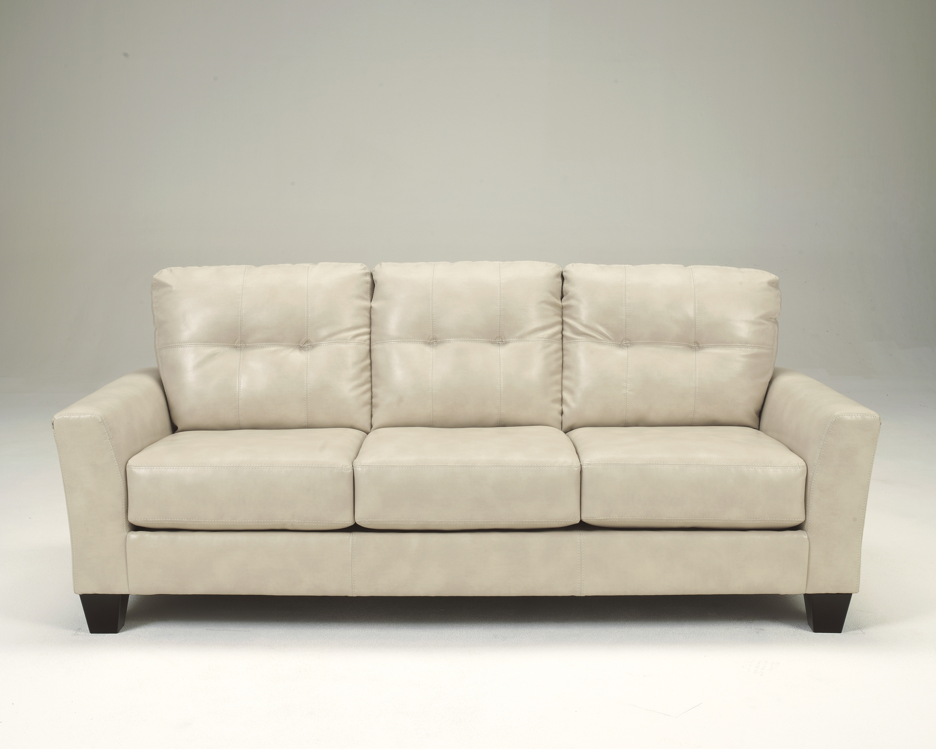 Featured Photo of Off White Leather Sofas