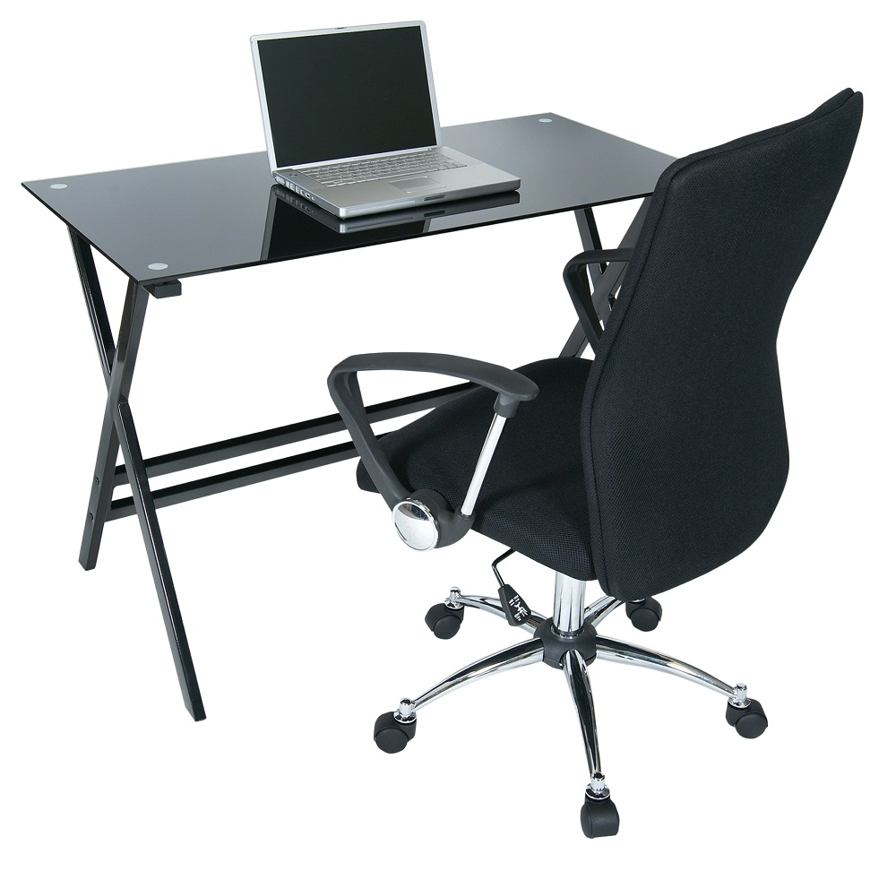 Office Chair And Desk Set • Desk Chair With Regard To Best And Newest Computer Desks And Chairs (View 4 of 20)