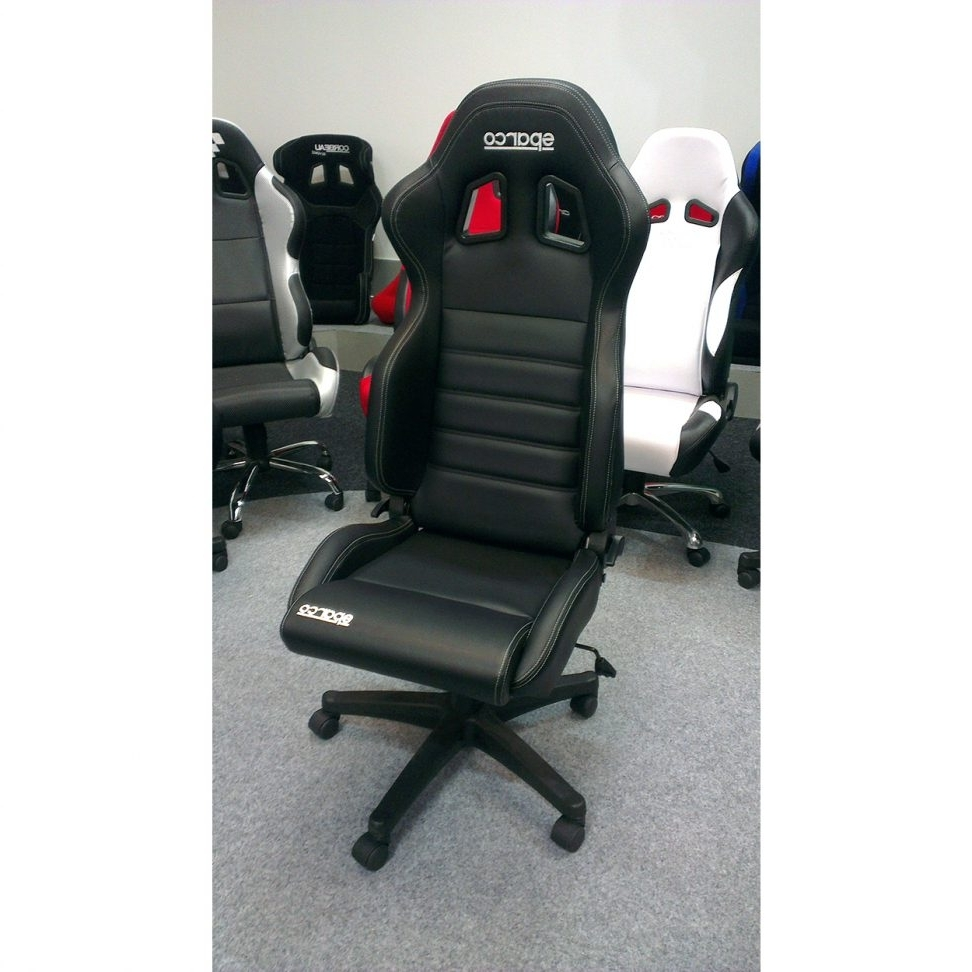 Office Chair Racing Seat Office Chairs Racing Style Office Chair Pertaining To Most Up To Date Harvey Norman Executive Office Chairs (View 7 of 20)