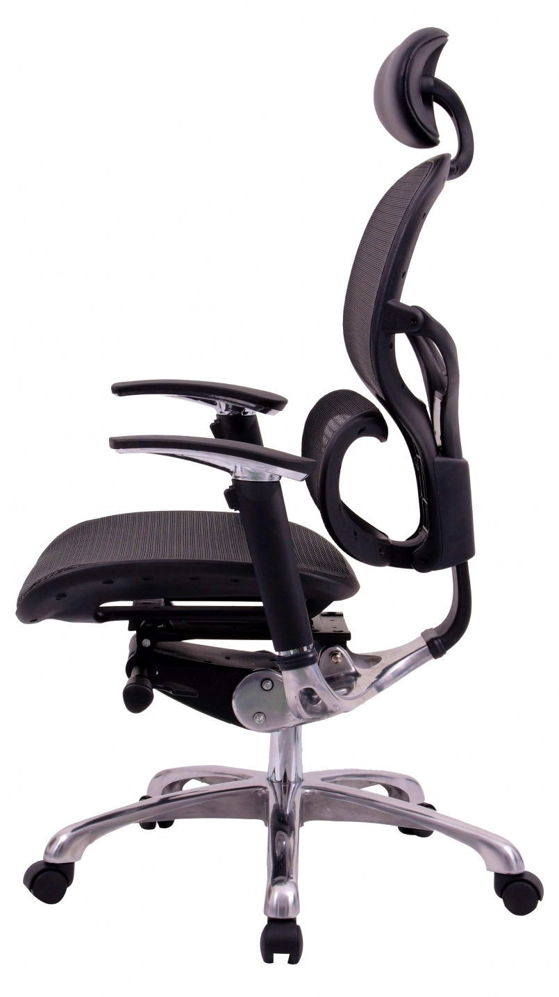 Office Chair With Adjustable Lumbar Support – Contemporary Home With Most Up To Date Executive Office Chairs With Adjustable Lumbar Support (View 10 of 20)