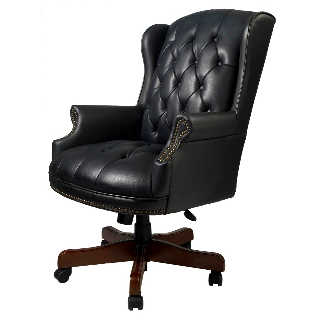 Office Chairs Bedroom : Pretty Executive Office Chairs Traditional In Latest Modern Executive Office Chairs (View 14 of 20)